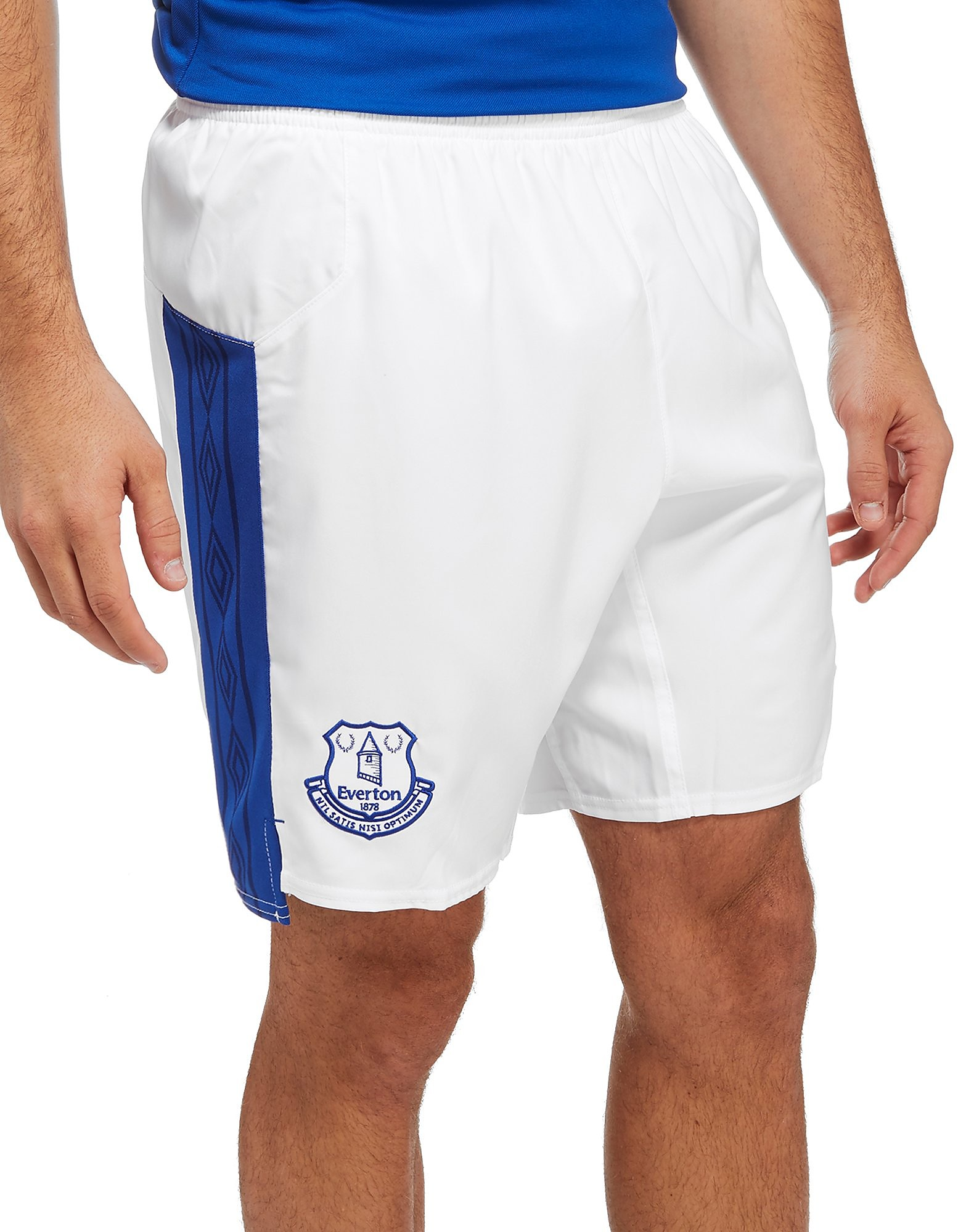Umbro Everton FC 2017/18 Home Shorts PRE ORDER
