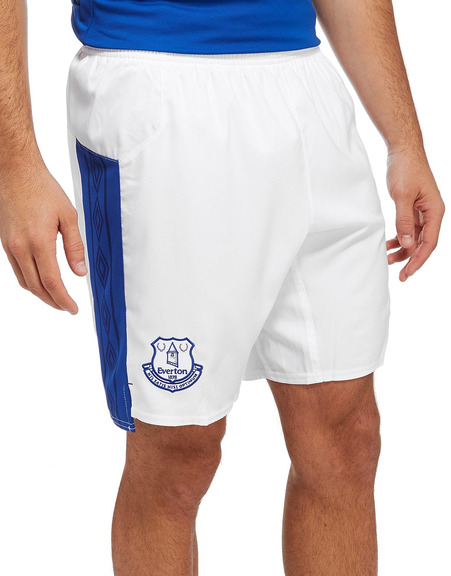 Umbro Everton FC 2017/18 Home Shorts