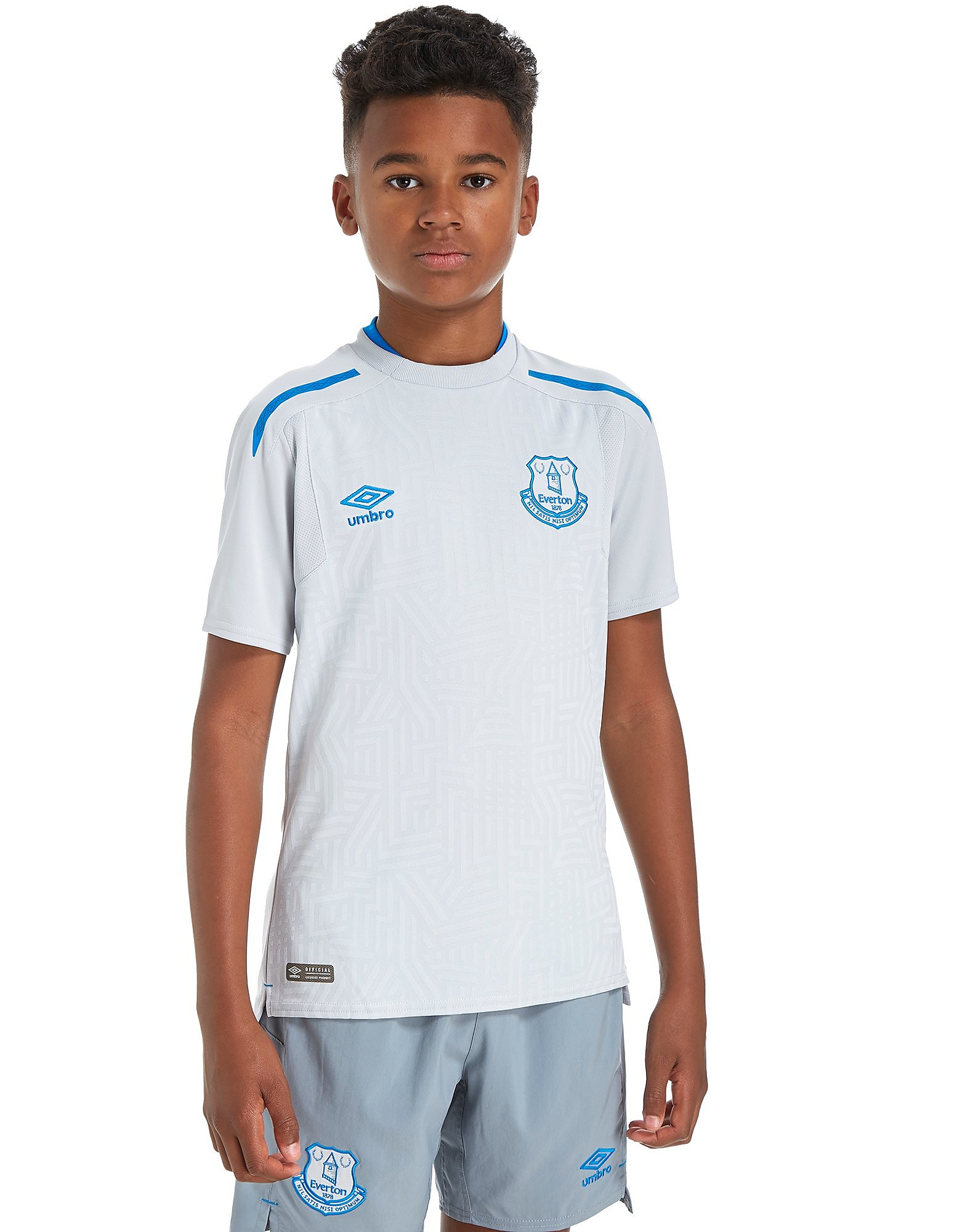 Umbro Everton FC 2017/18 Away Shirt Junior