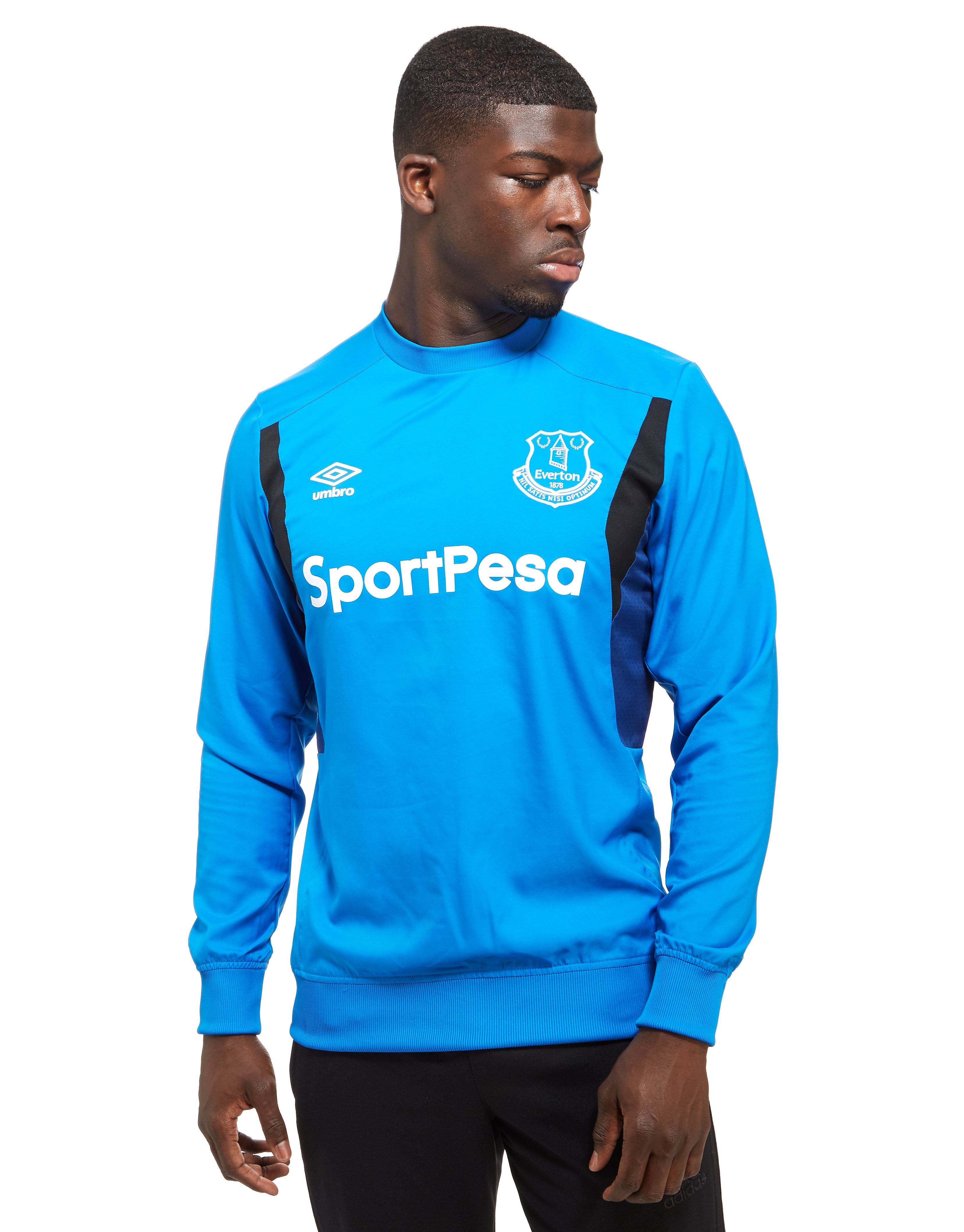 Umbro Everton FC Training Drill Top