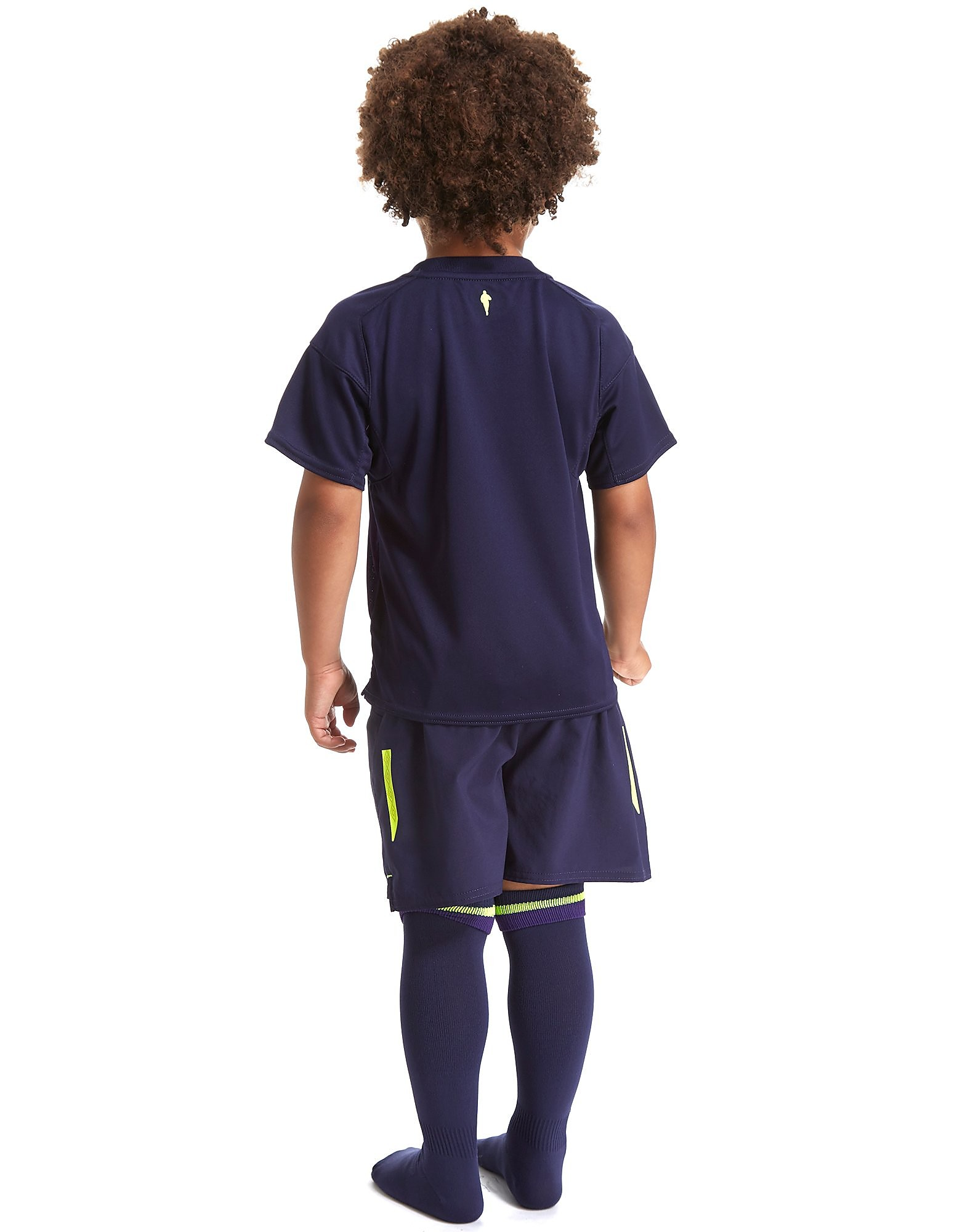 Umbro Everton FC 2017/18 Third Kit Childrens