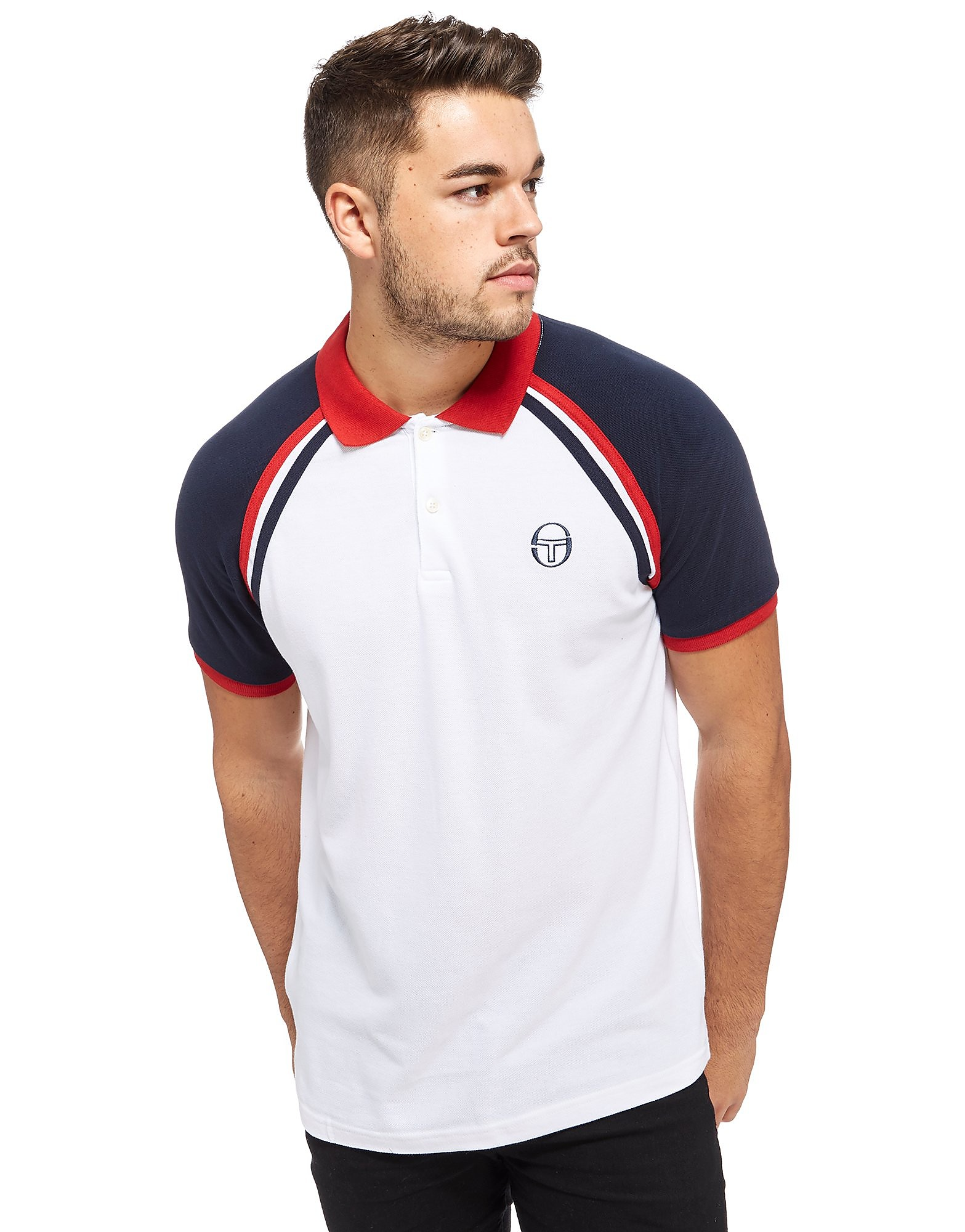 Sergio Tacchini Ghibli Short Sleeve Polo Shirt