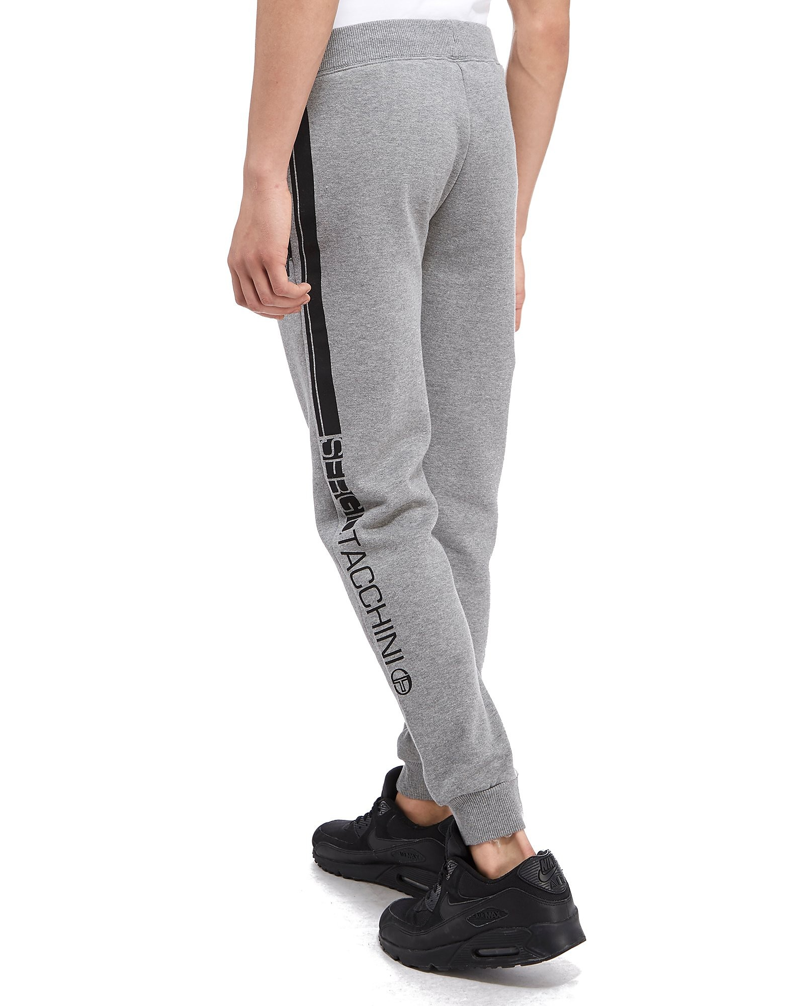 Sergio Tacchini Vidor Logo Fleece Pants