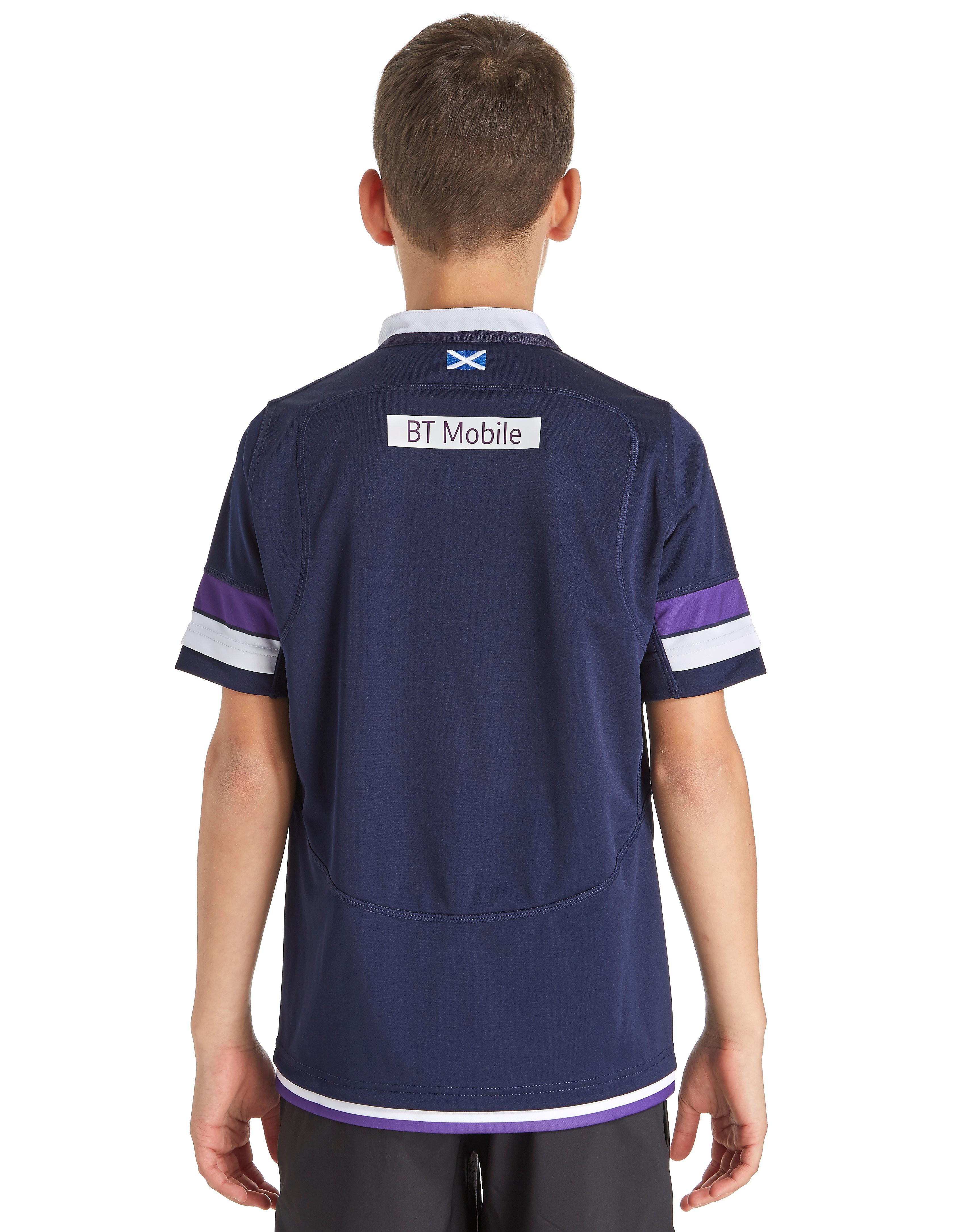 Macron Scotland Rugby Union Home Shirt 2017/18 Junior