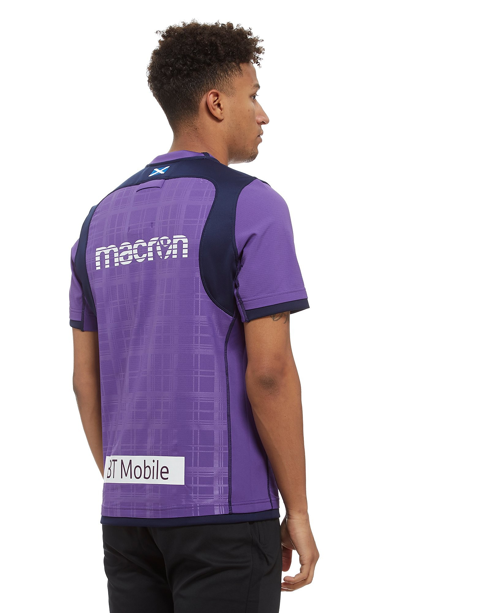 Macron Scotland Rugby 2017/18 Training Shirt