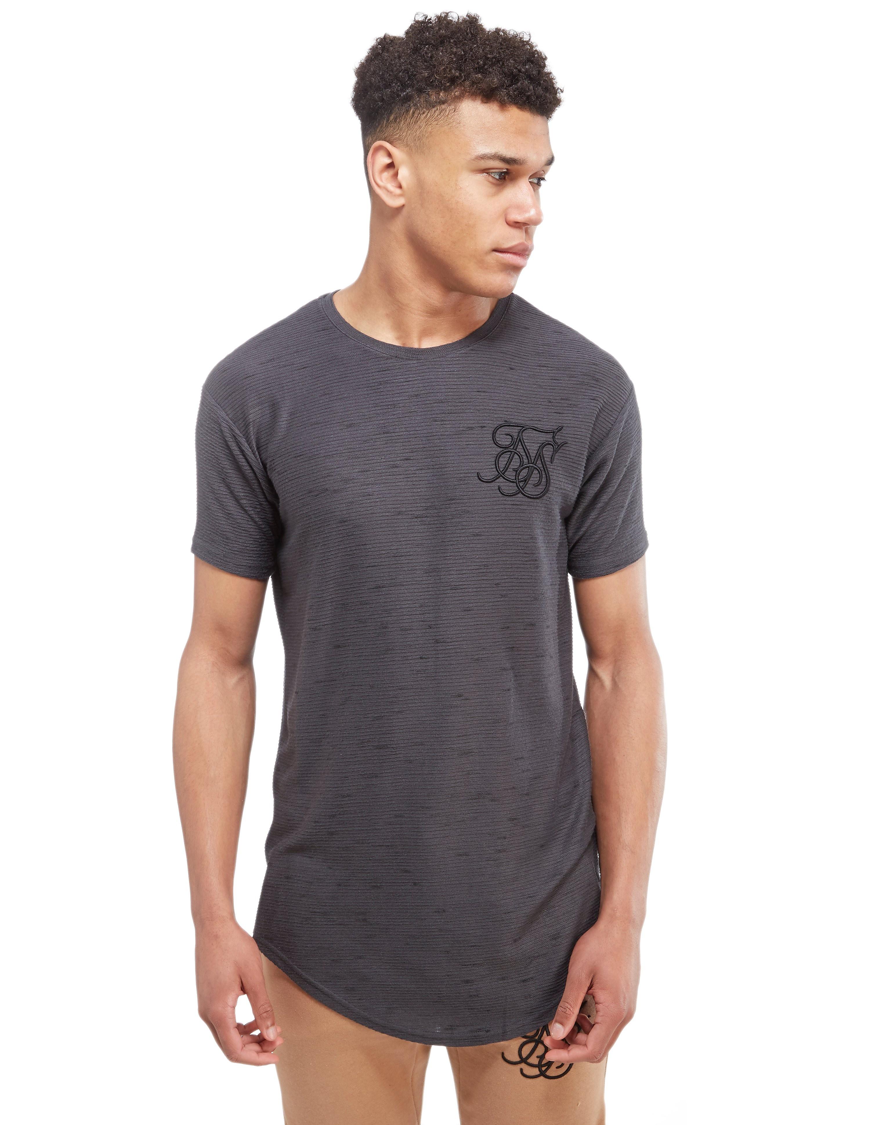 SikSilk Inject Waffle T-Shirt