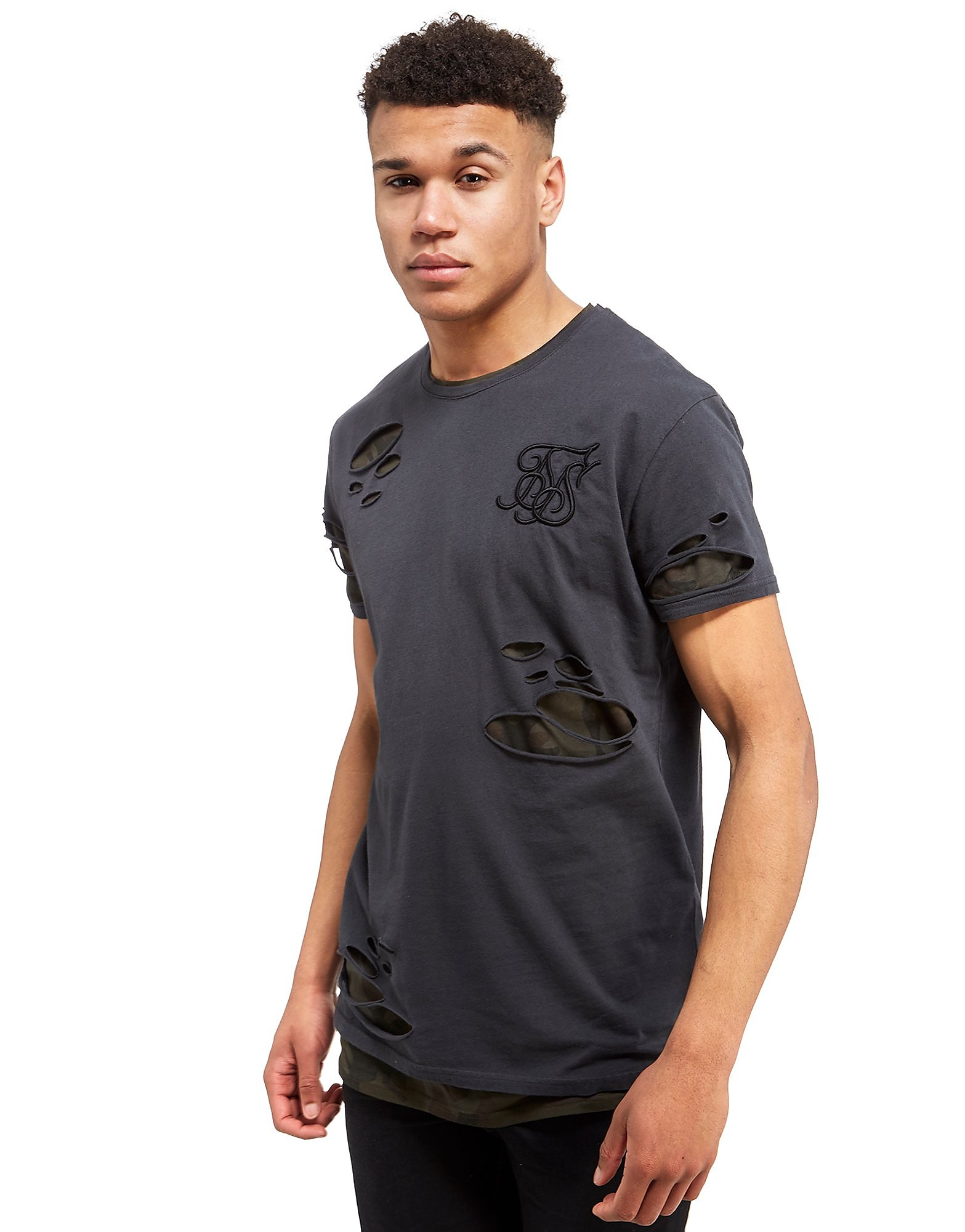 SikSilk Double Layer T-Shirt