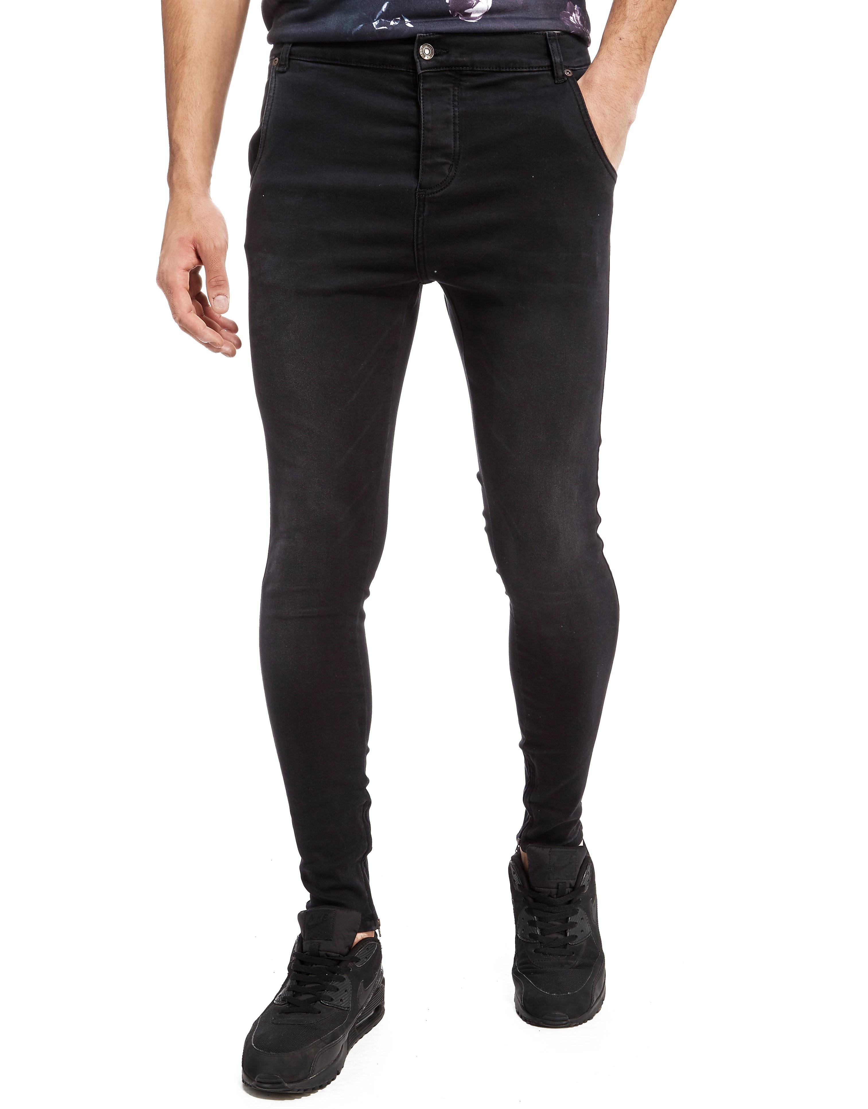 SikSilk Low Rise Skinny Jeans