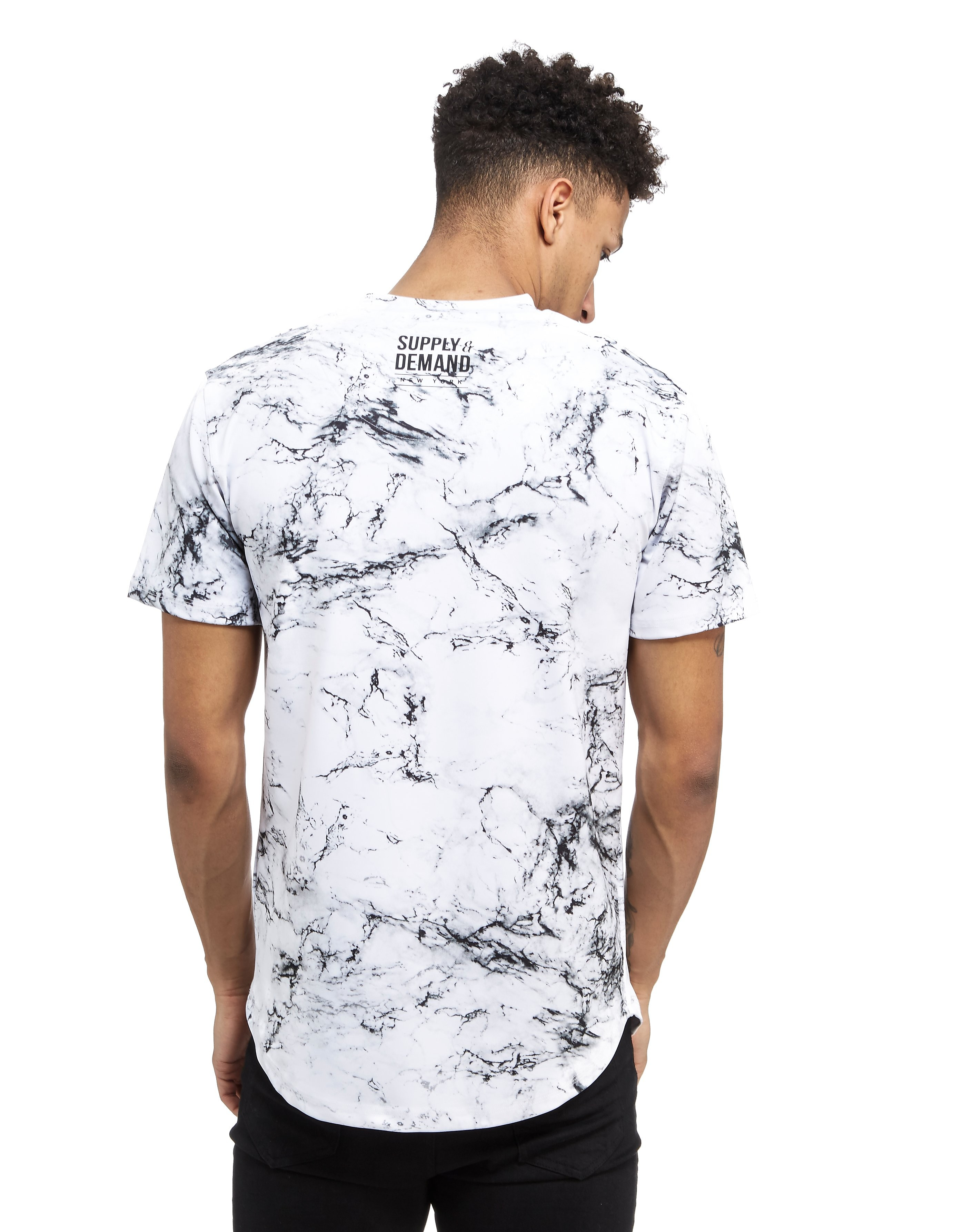 Supply & Demand T-shirt Splinter Homme