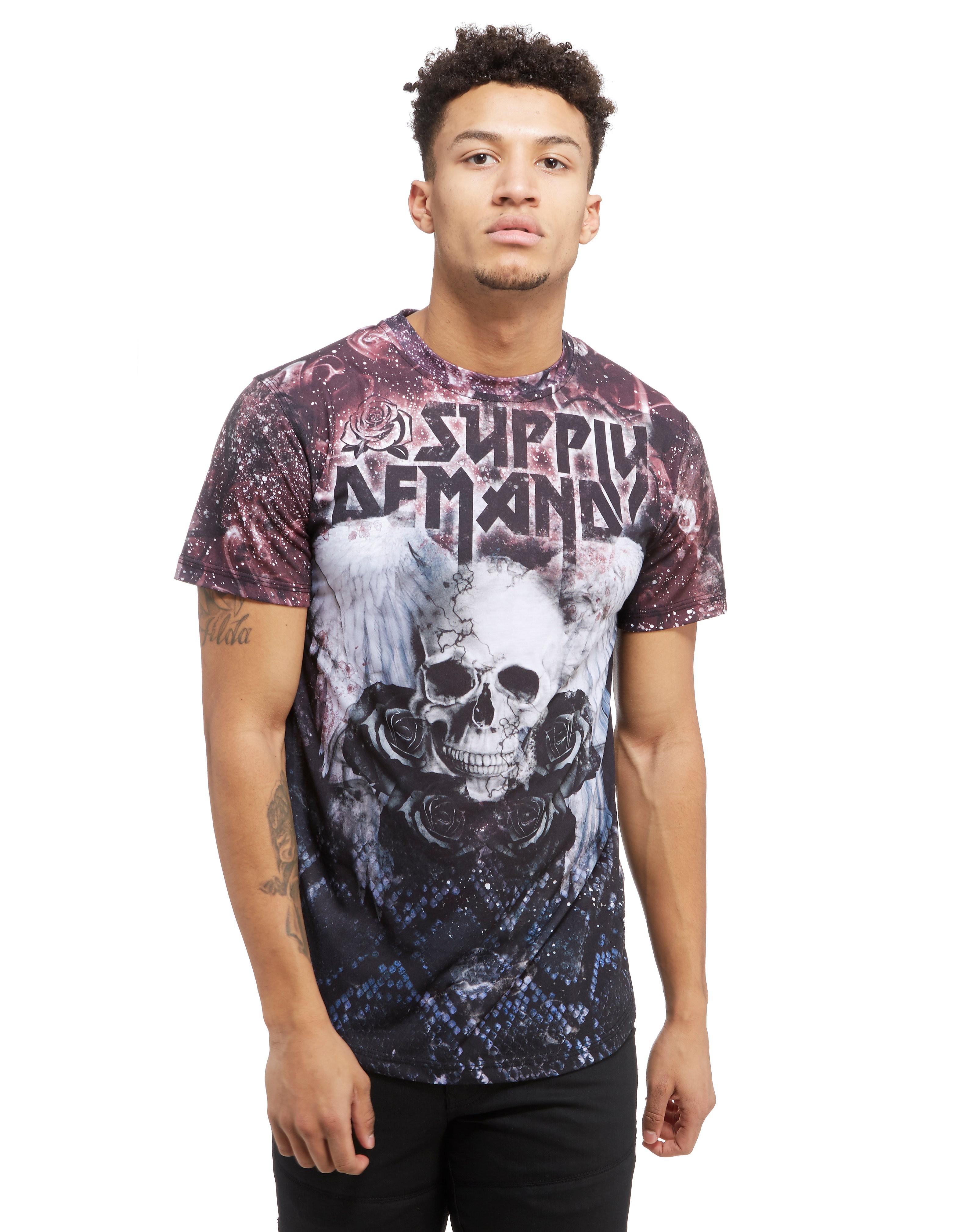 Supply & Demand Heavy Metal T-Shirt