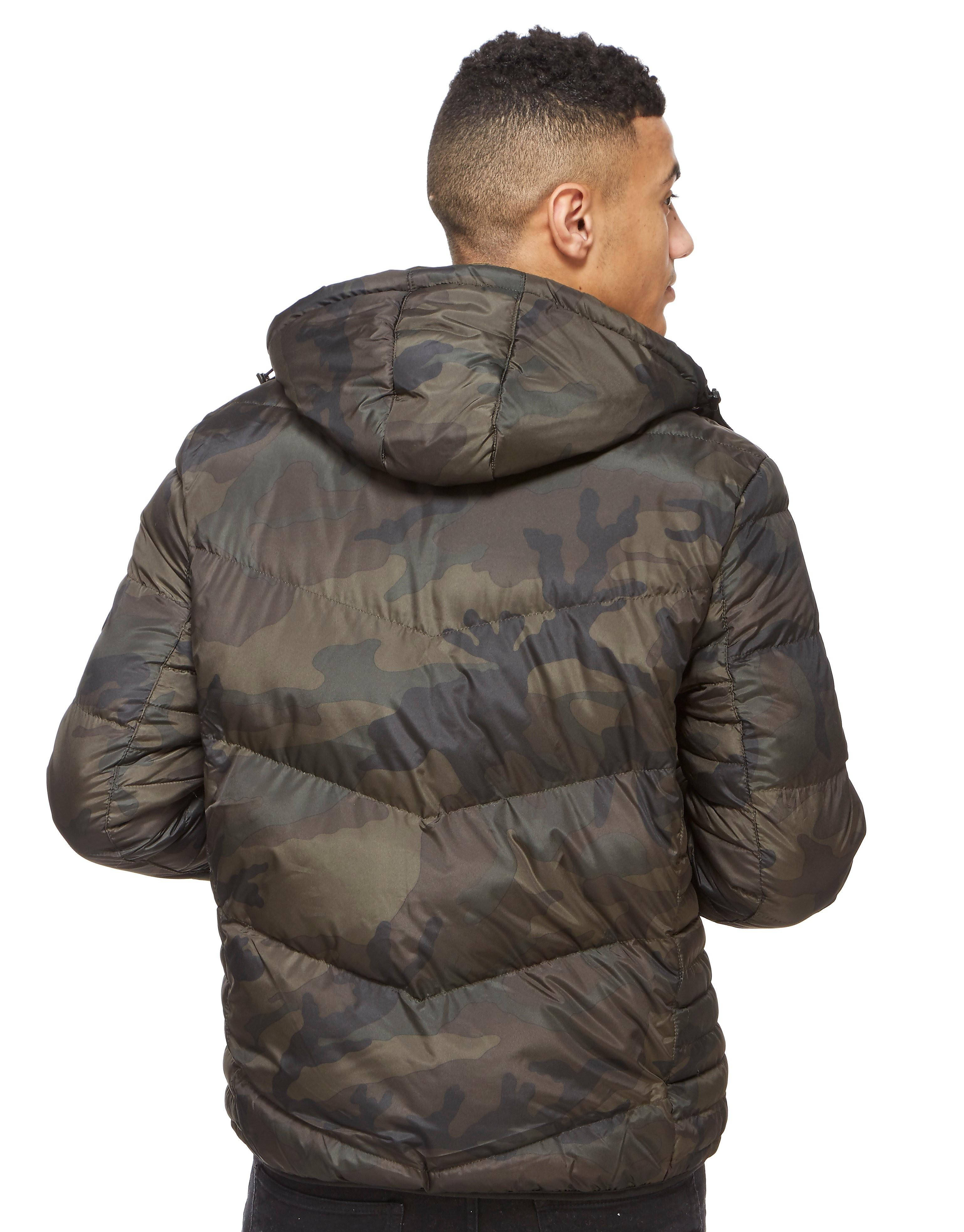 Criminal Damage Military Jacket