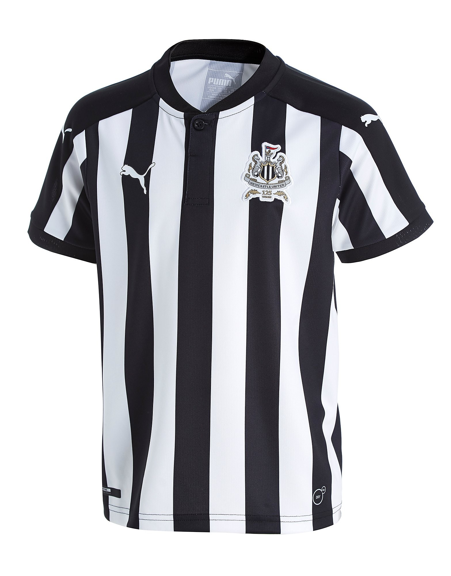 PUMA Newcastle United 2017/18 Home Shirt Jnr PRE ORDER