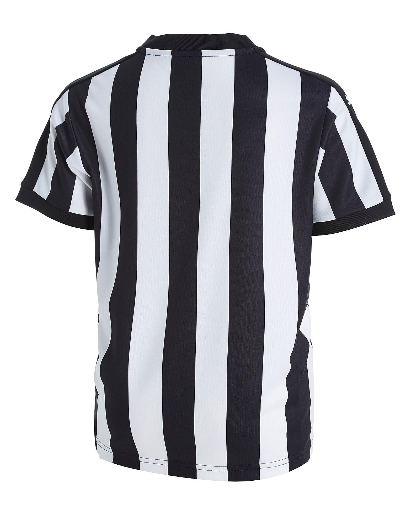 PUMA Newcastle United 2017/18 Home Shirt Junior