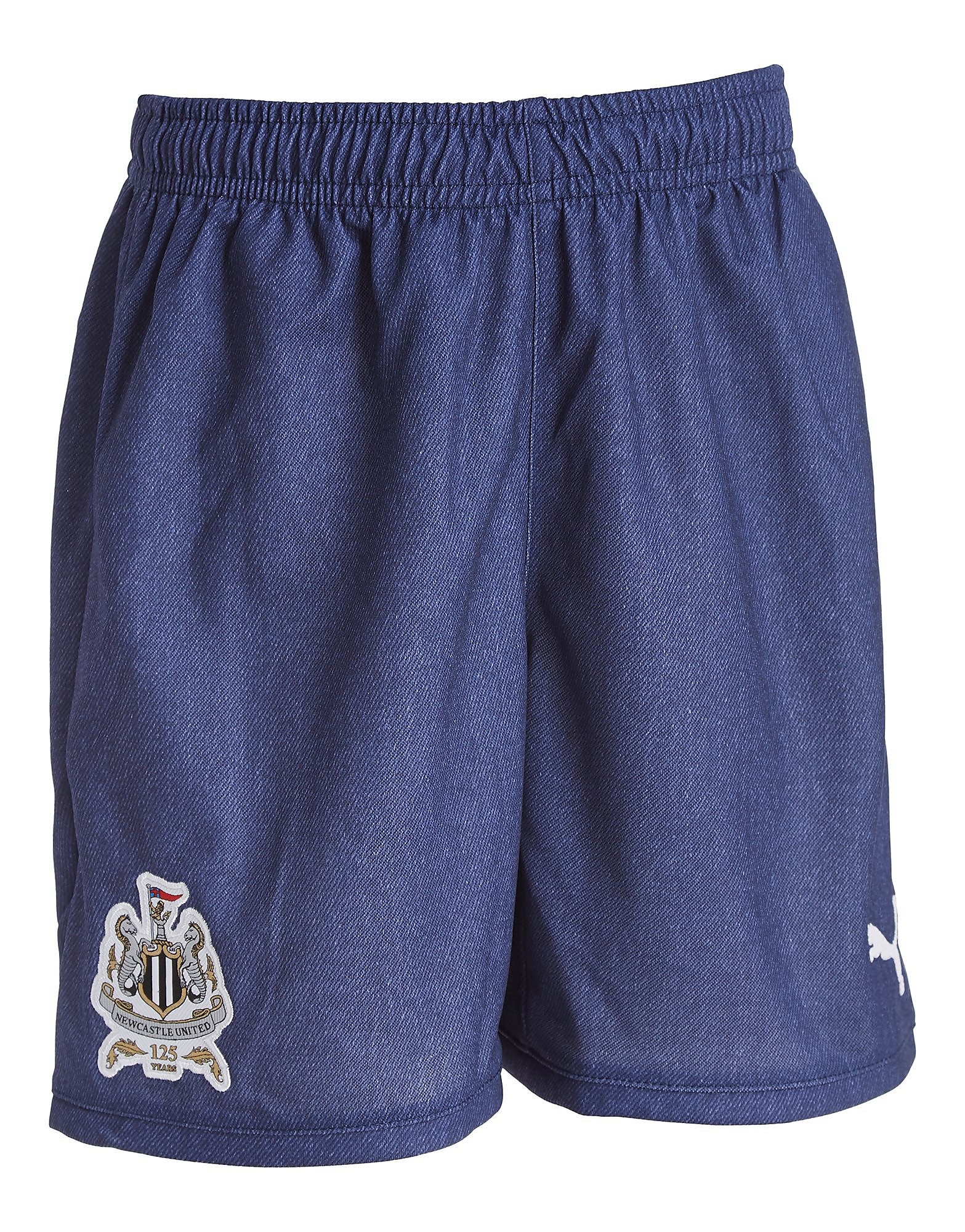 PUMA Newcastle United 2017/18 Away Shorts Junior