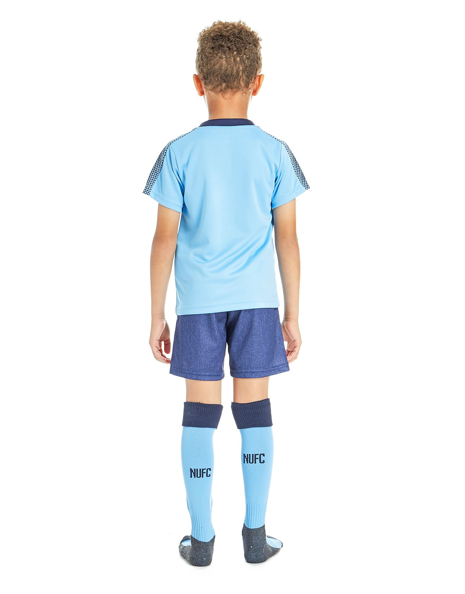 PUMA Newcastle United 2017/18 Away Kit Children