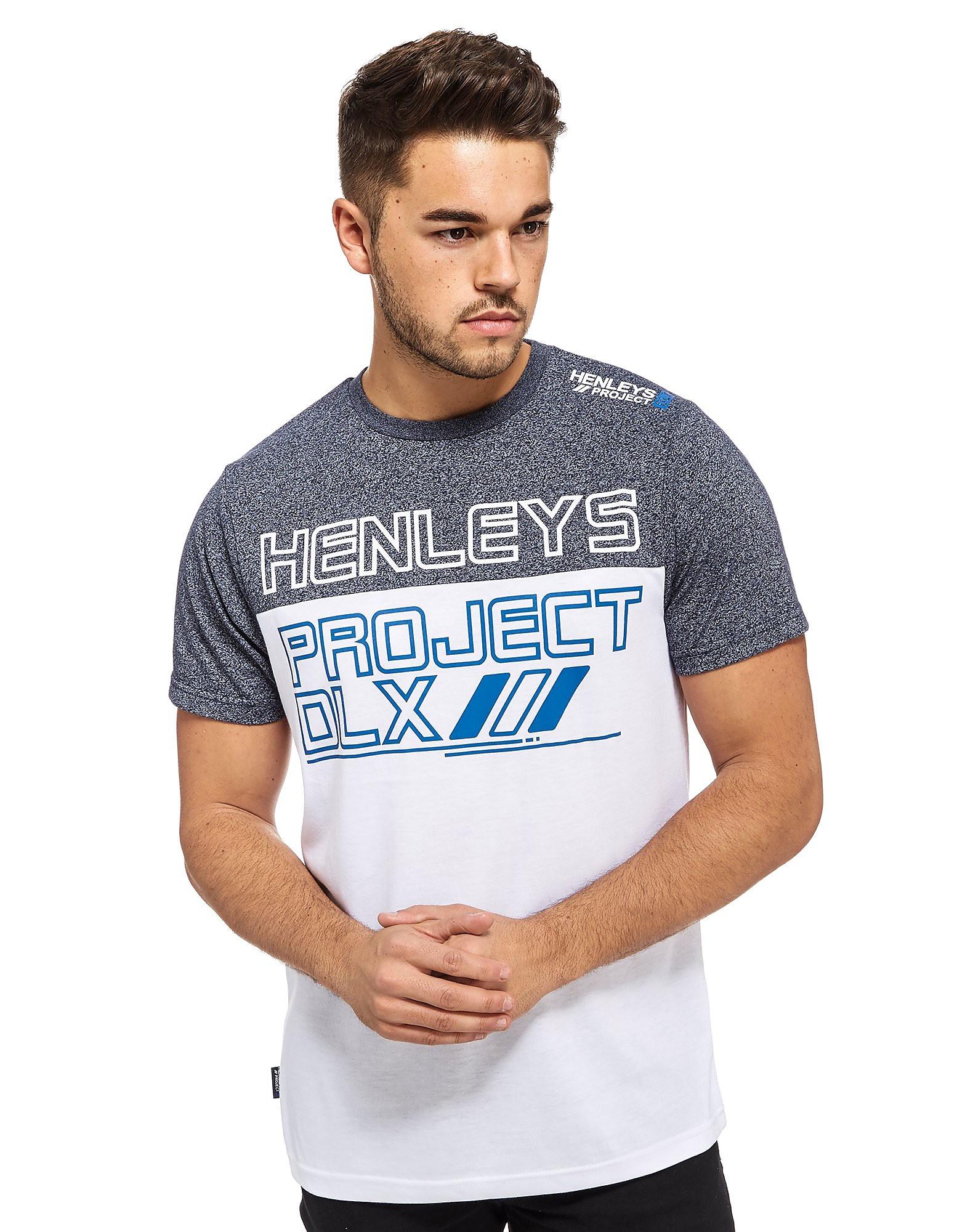 Henleys Reclaim Colour Block T-Shirt