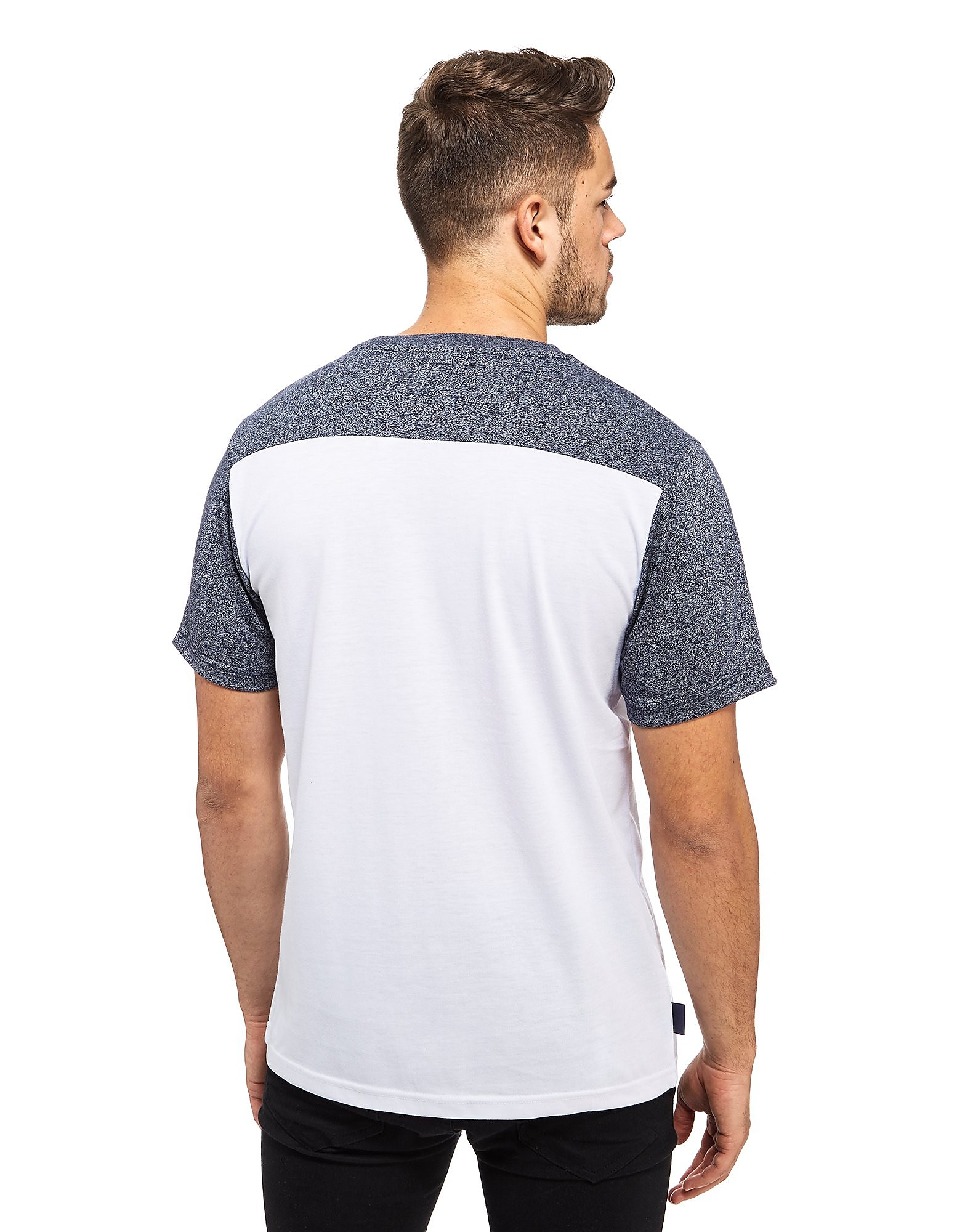 Henleys Reclaim Colour Block T-Shirt