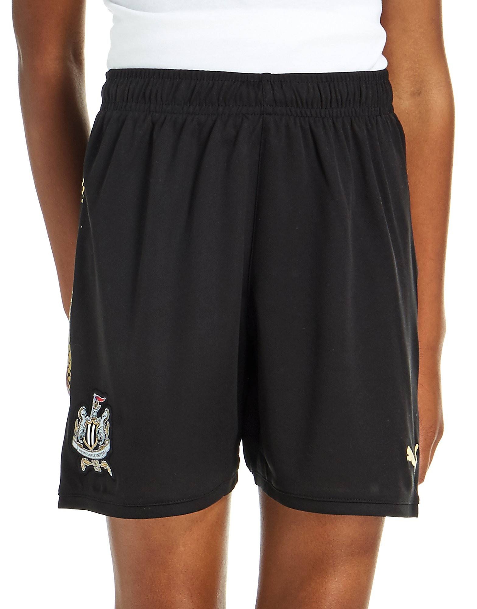 PUMA Short Newcastle United 2017/18 Third Junior