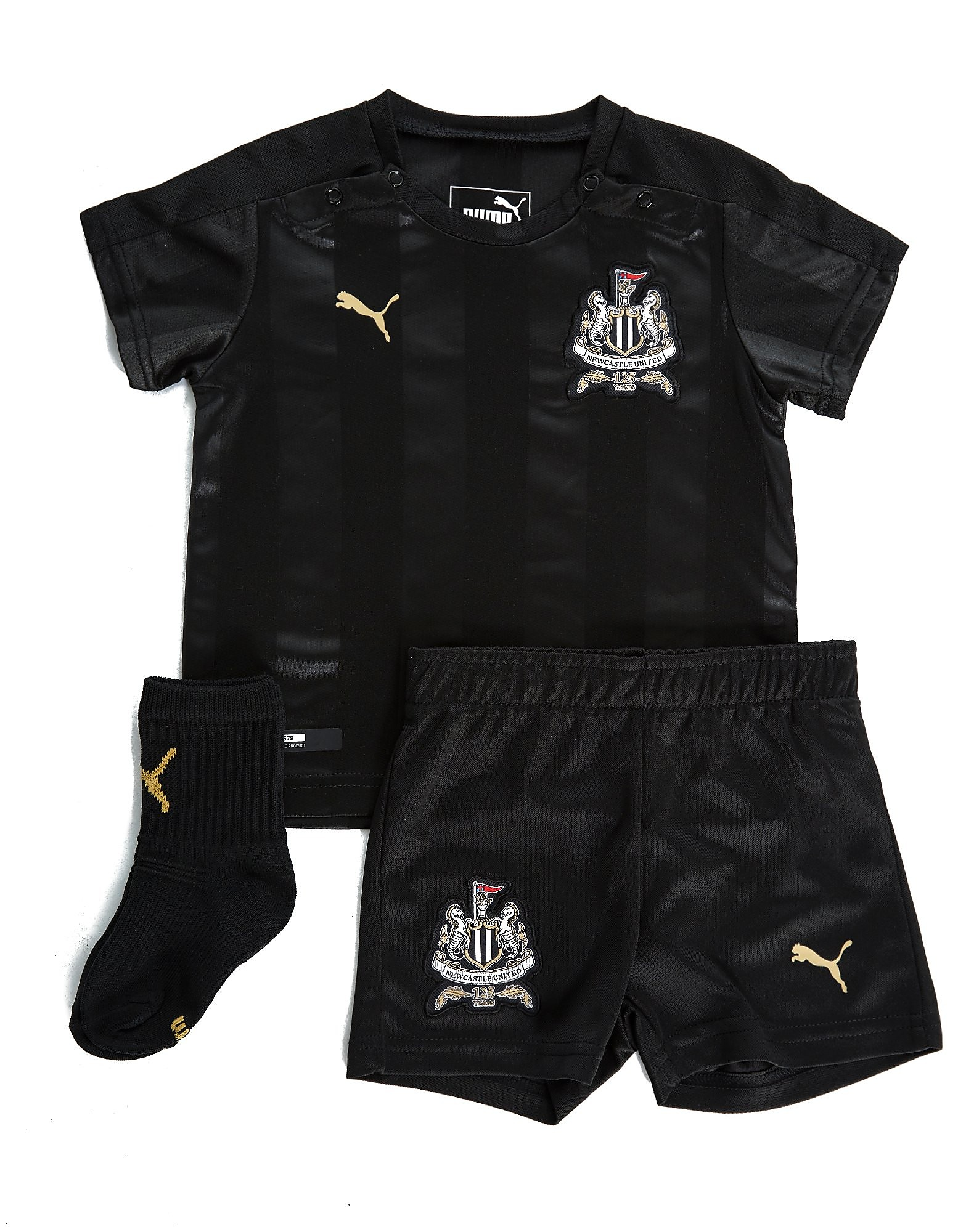 PUMA conjunto Newcastle United 2017/18 3ª equipación para bebé