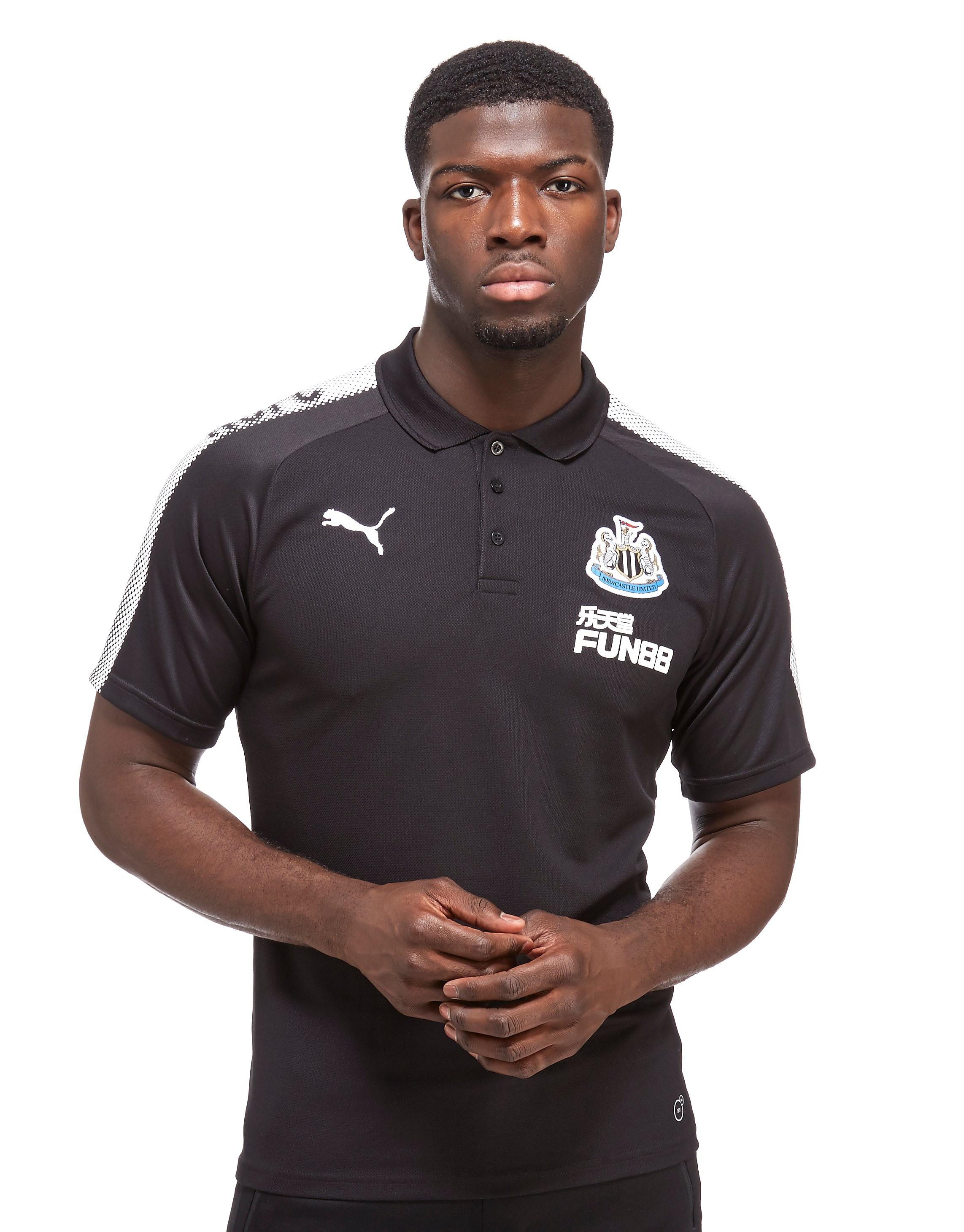 PUMA Newcastle United Leisure Polo Shirt