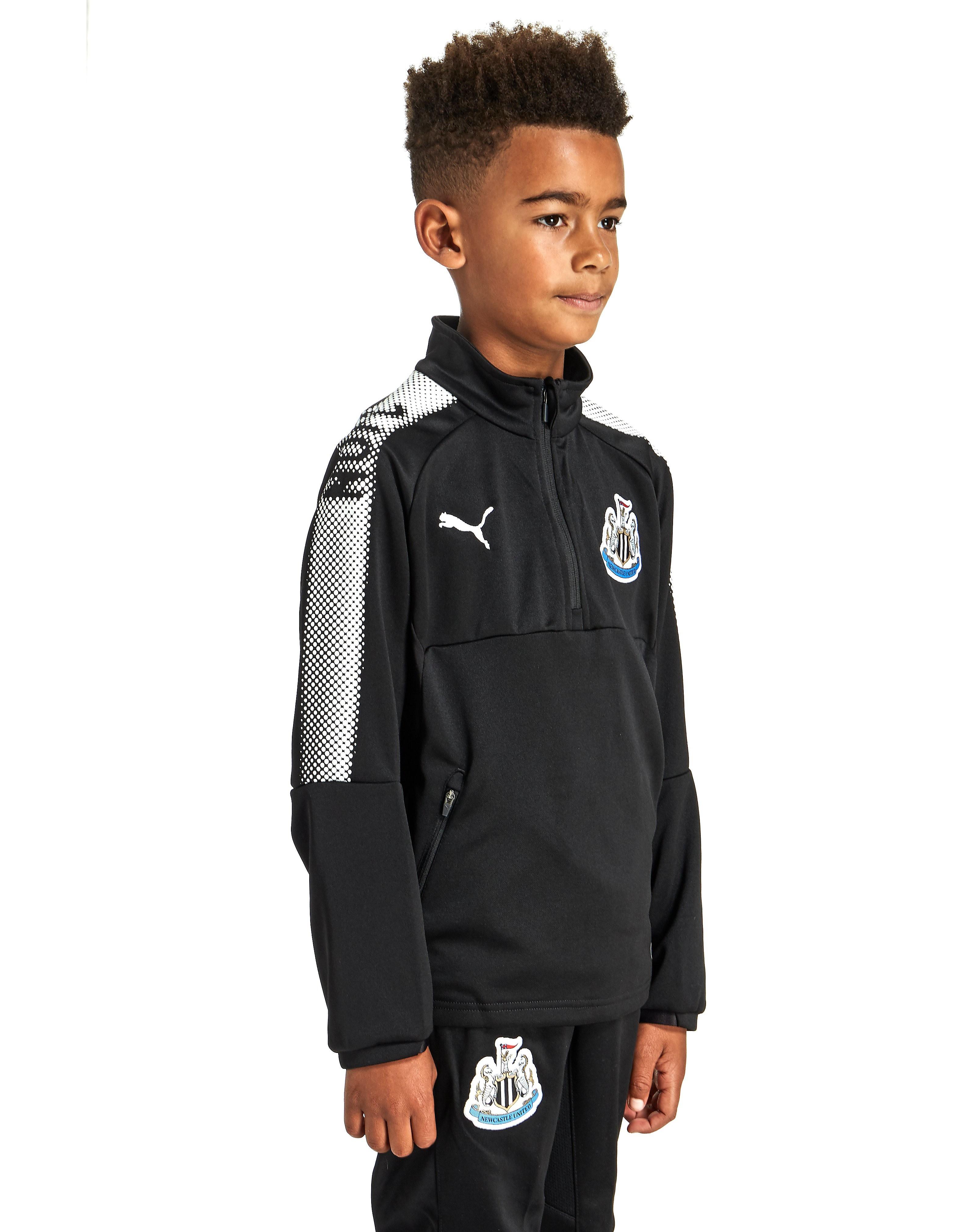 PUMA Newcastle United 1/4 Training Top Junior