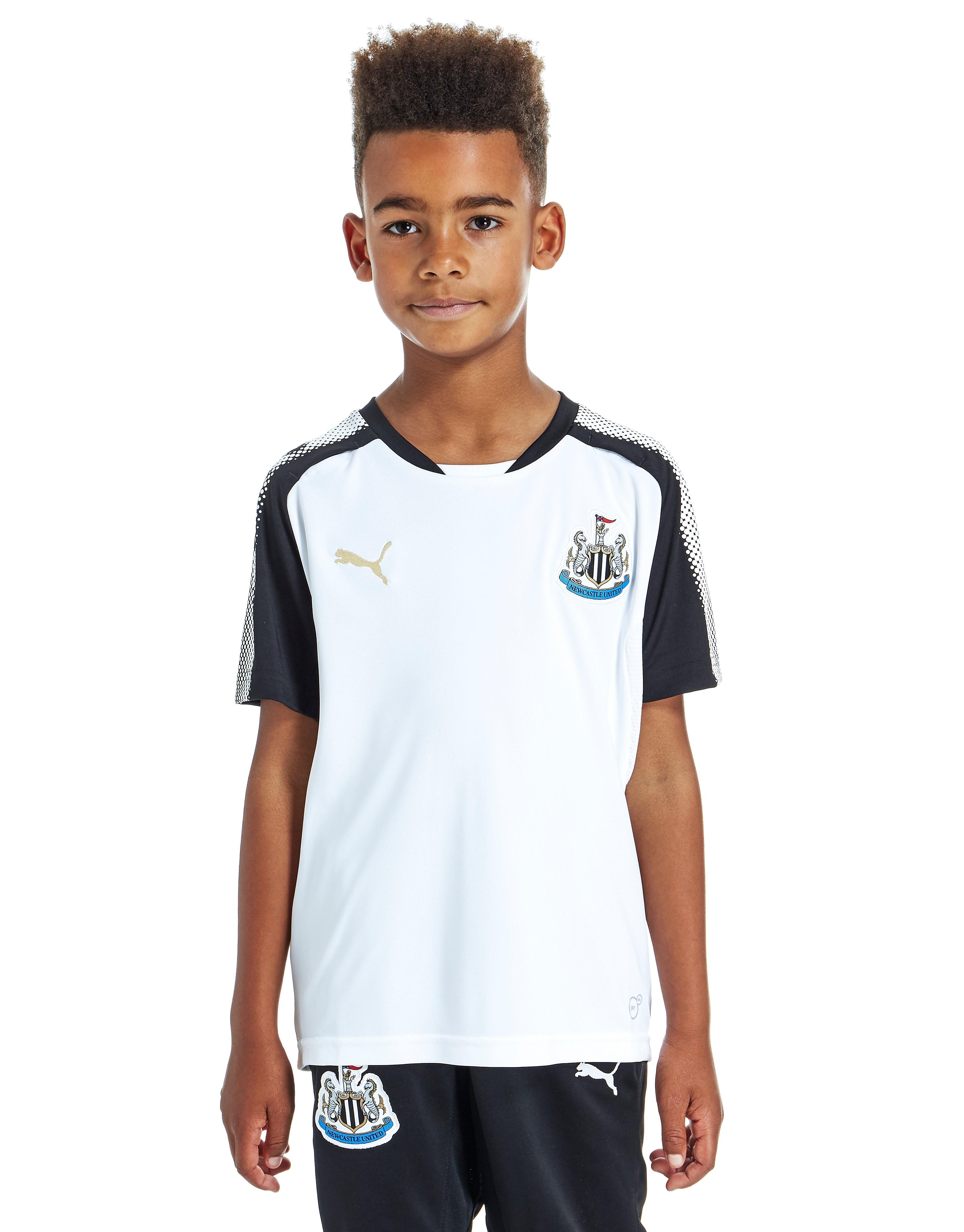PUMA Newcastle United 2017 Training Shirt Junior