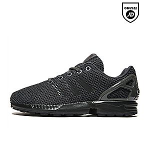 adidas zx flux black copper 25362e151