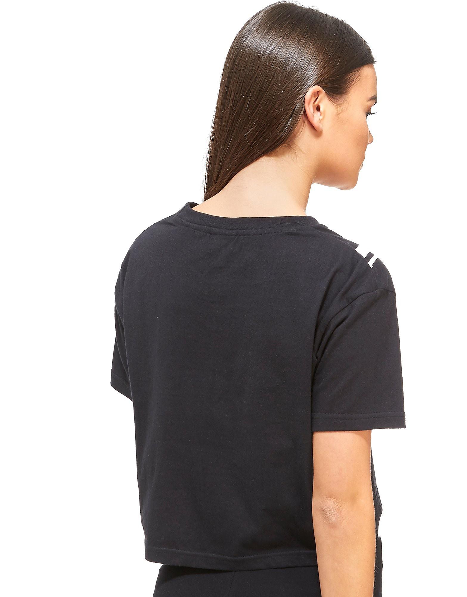 Ellesse T-shirt Stripe Crop Femme