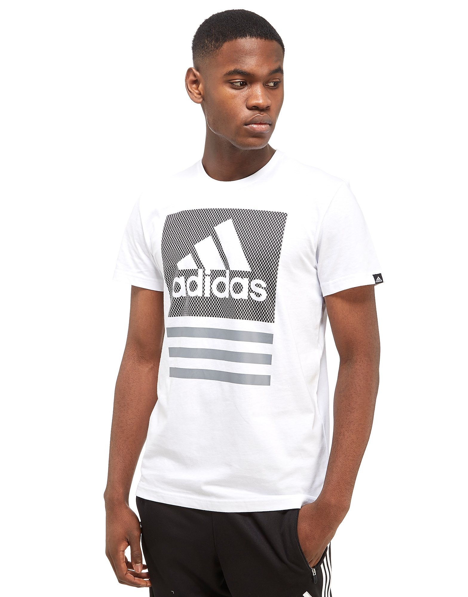 adidas Perforated Box T-Shirt