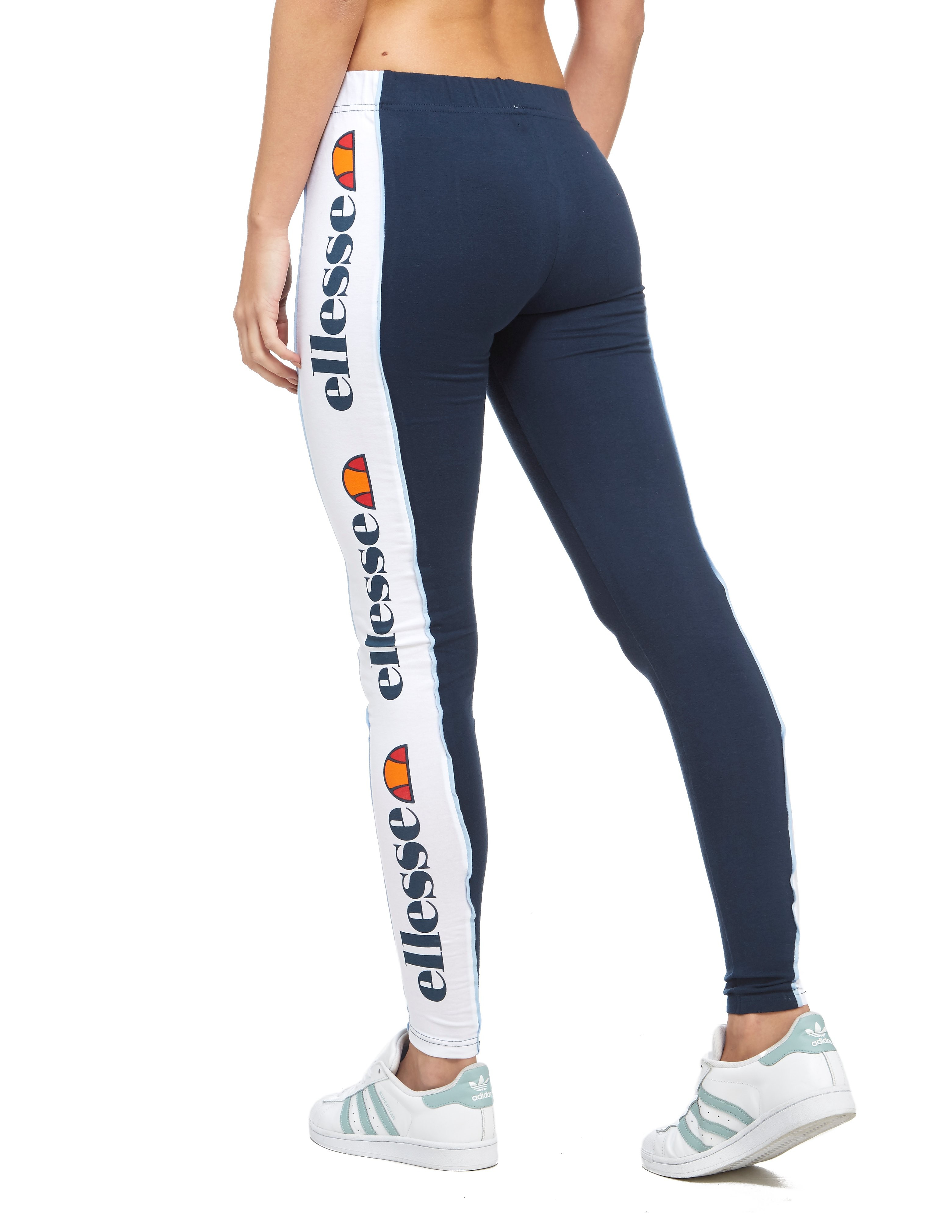 Ellesse Repeat Panel Leggings