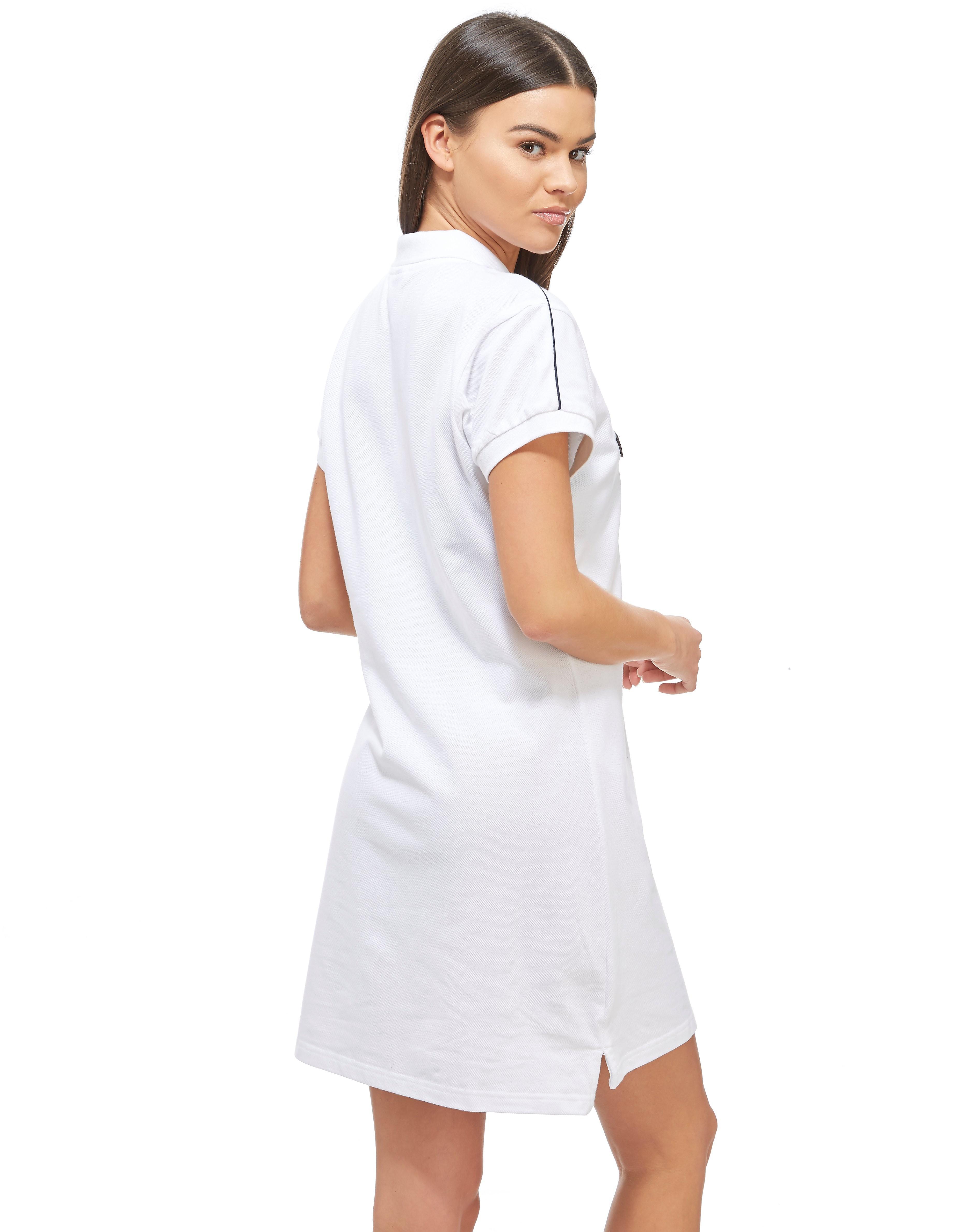Ellesse Stripe Pique Polo Dress