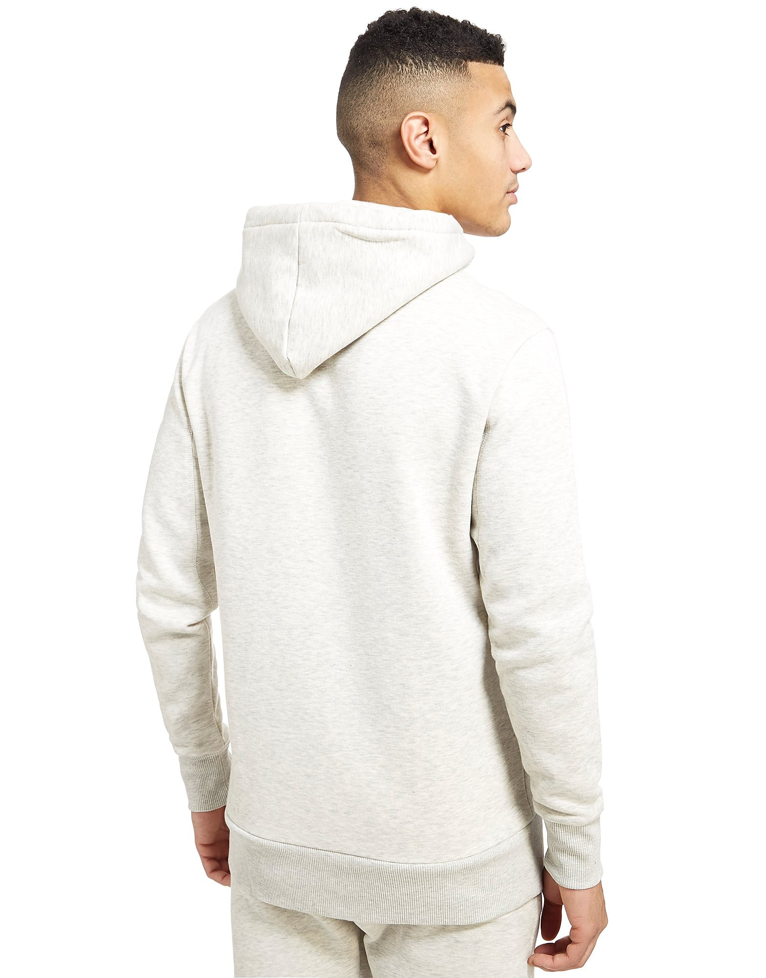 SikSilk Core Fleece Overhead Hoody