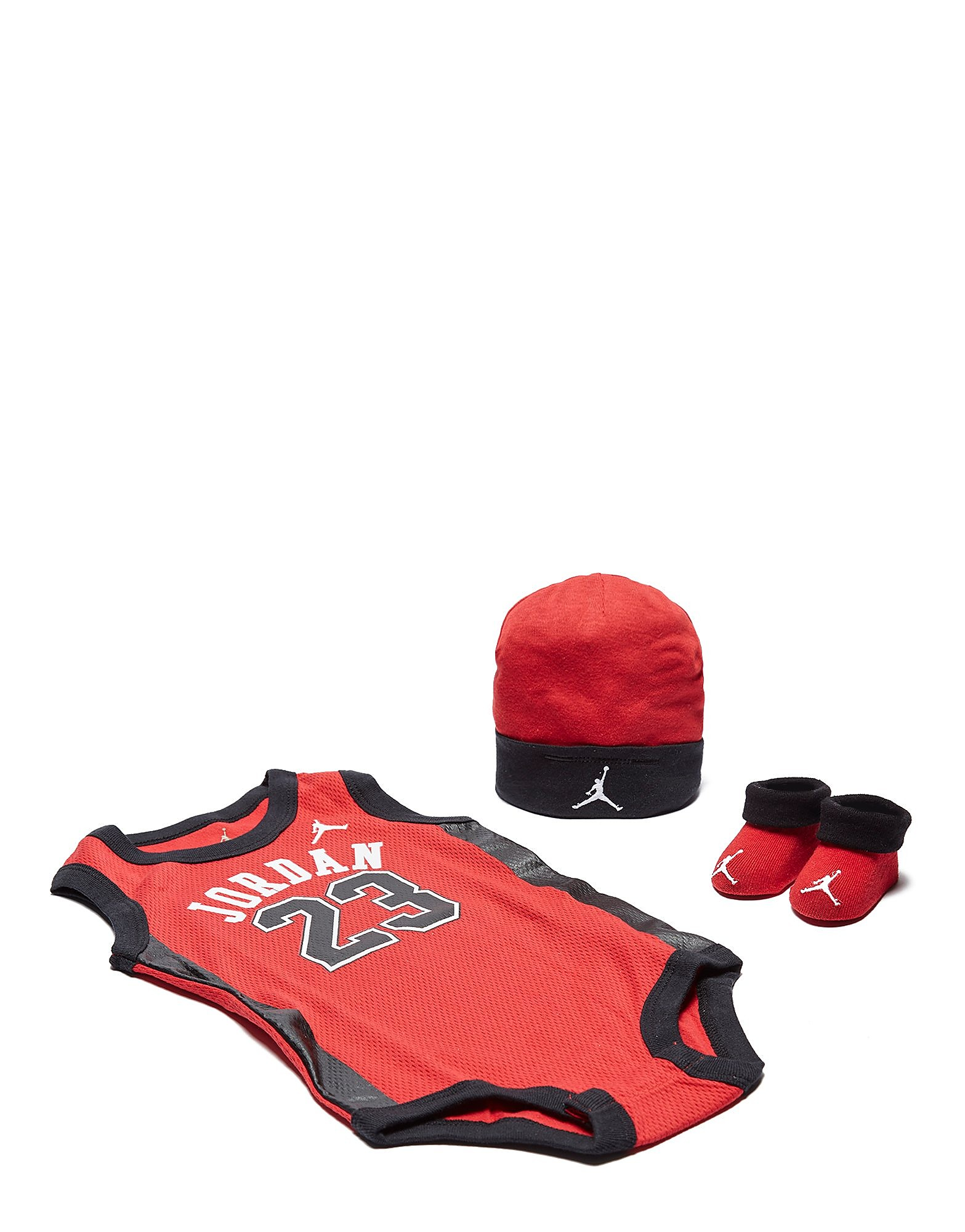 Jordan Three-Piece Jumpman Vest Infant