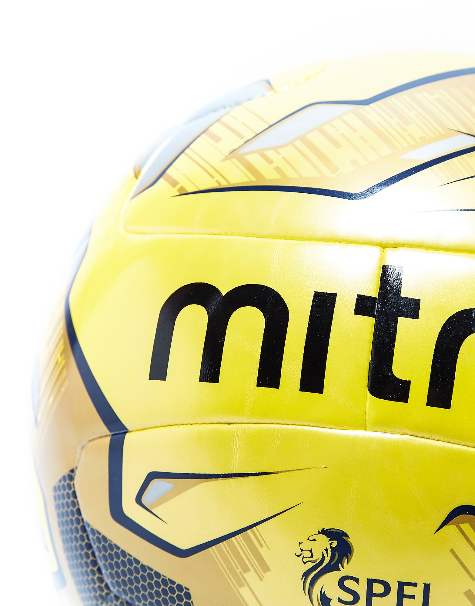 Mitre Delta Hyperseam High Visibility SPFL Football