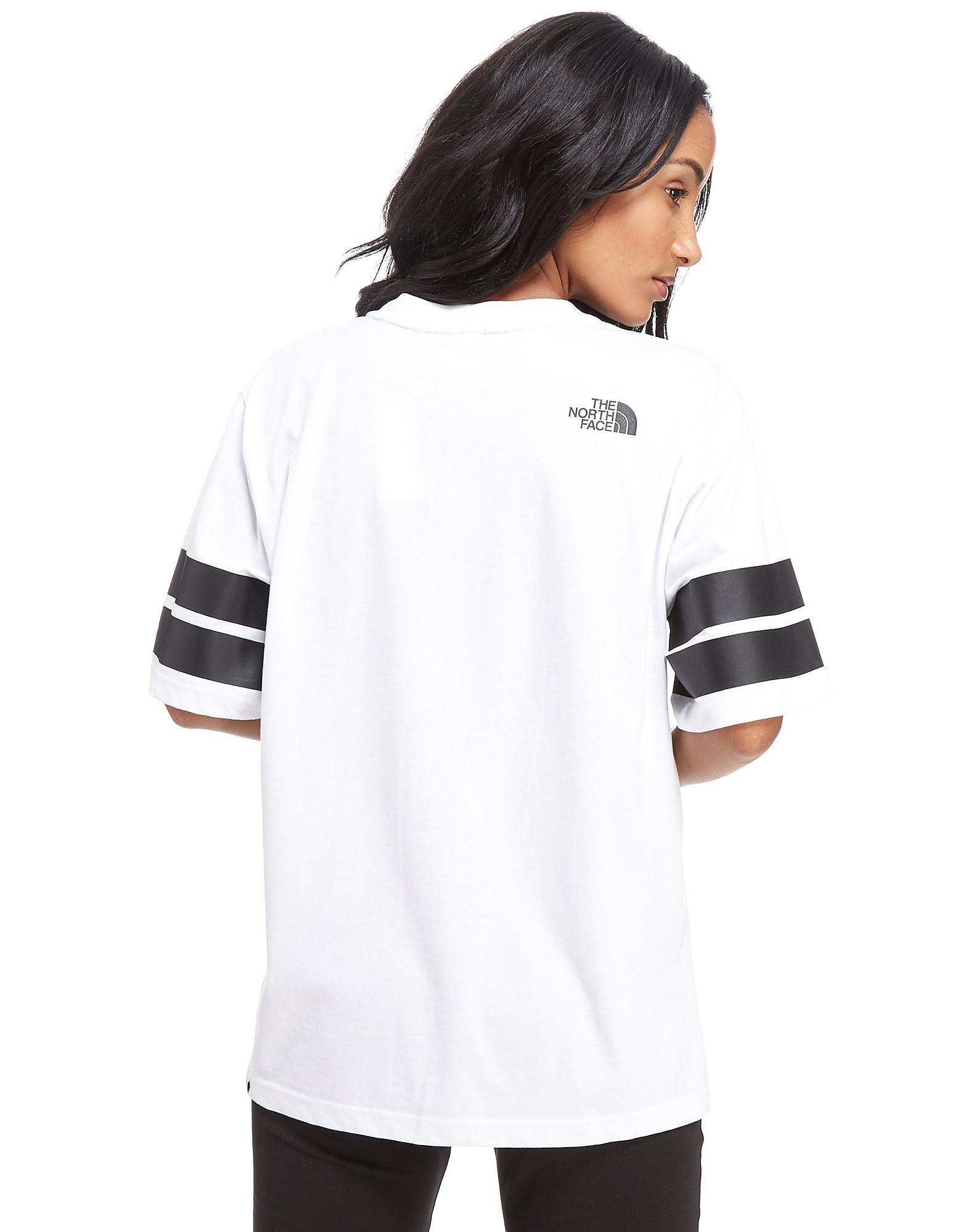The North Face Stripe Sleeve T-Shirt