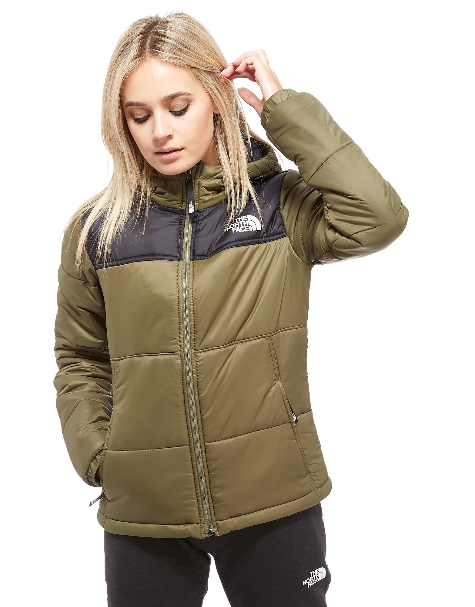 The North Face Panel Jacket Dames