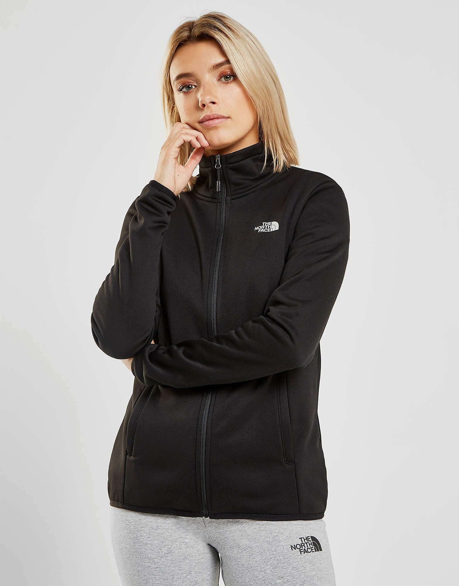 The North Face Tanken Full Zip Jacket Dames