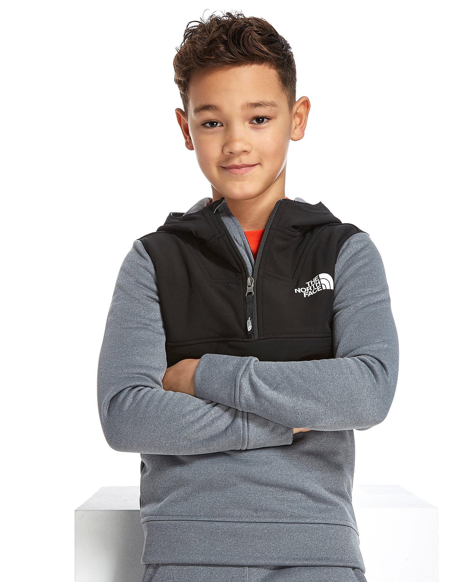 The North Face Mittelegi 1/4 Zip Hoodie Junior