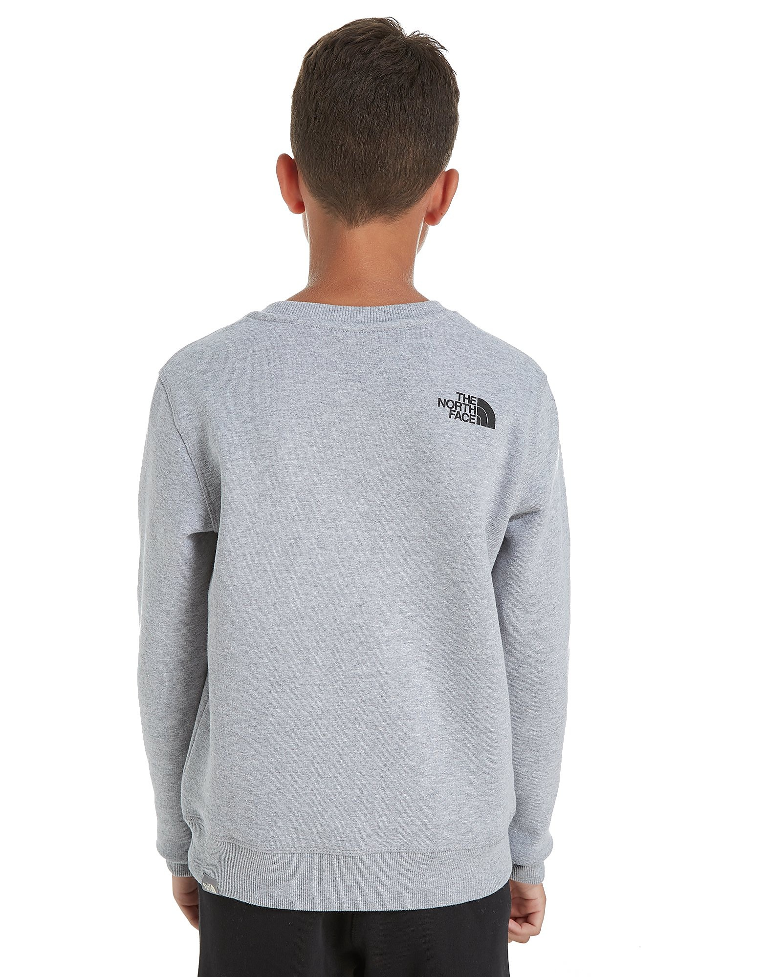 The North Face Boy's Box Crew Sweatshirt Junior