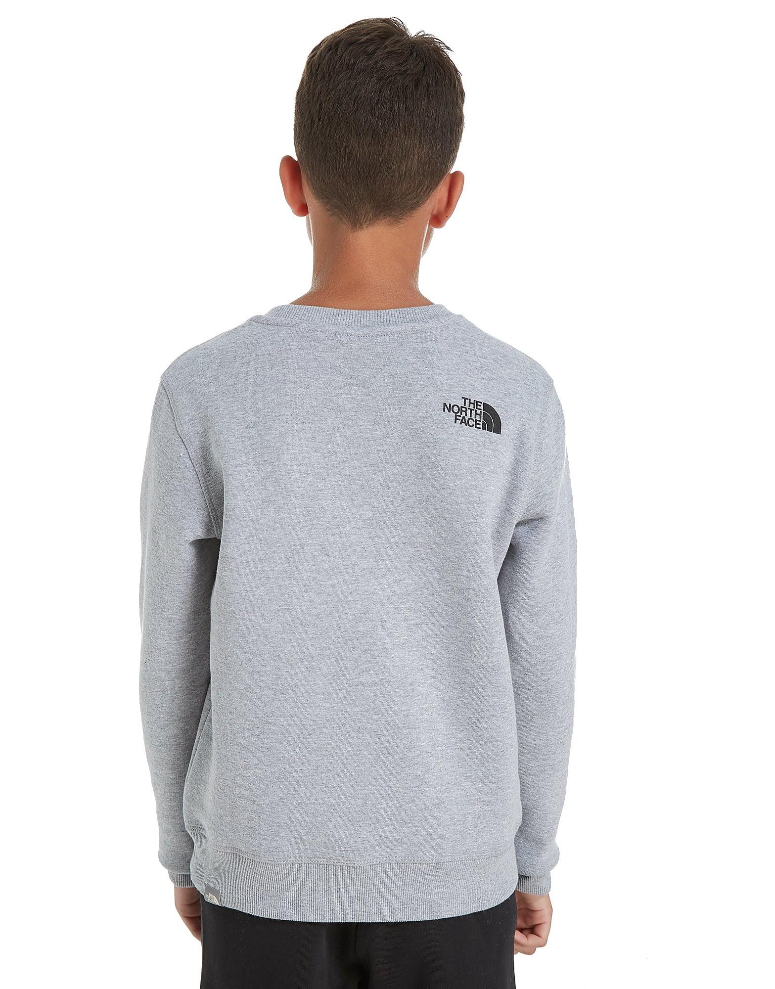 The North Face Boy's Box Crew Sweatshirt