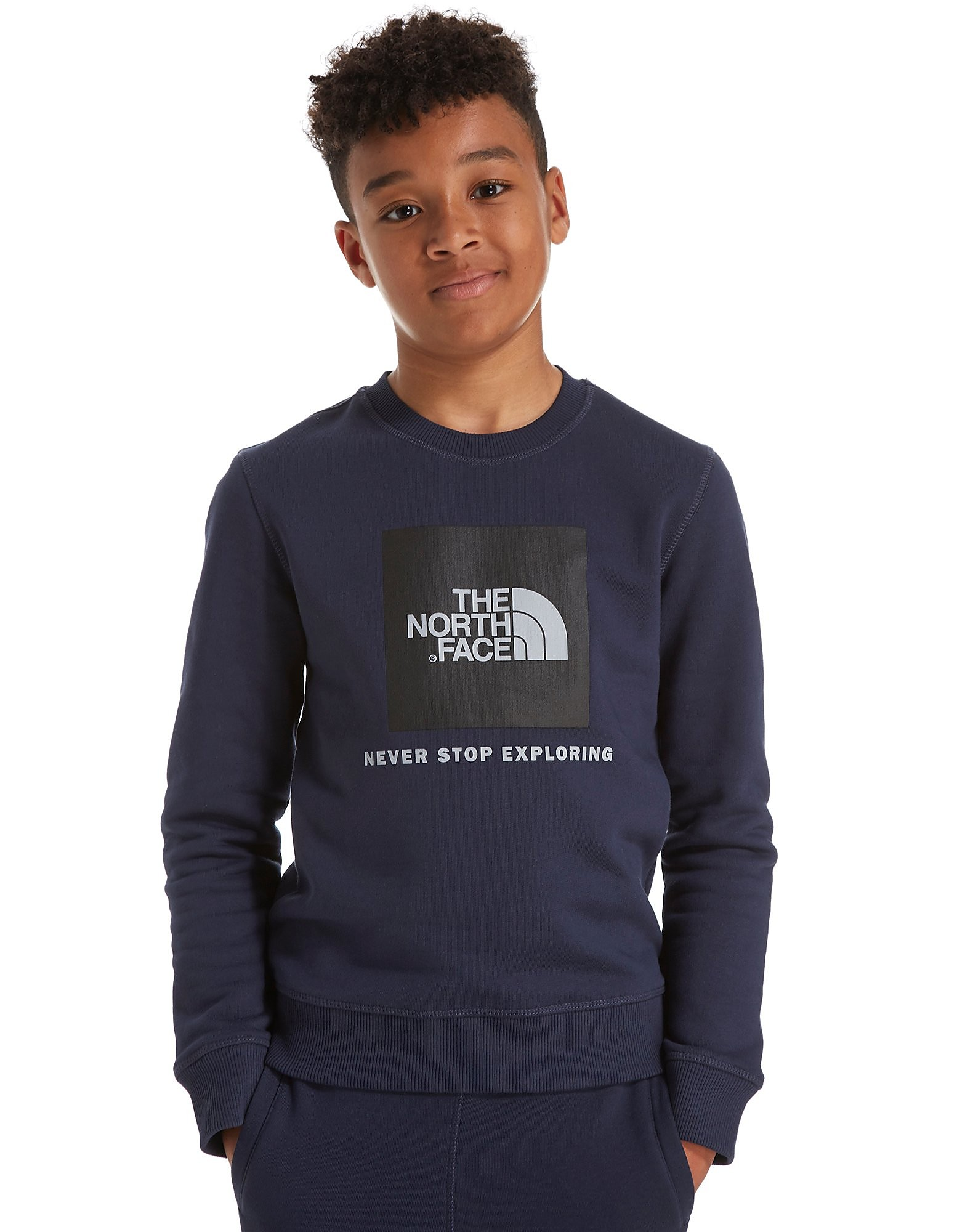 The North Face Sweat garçon Box Crew