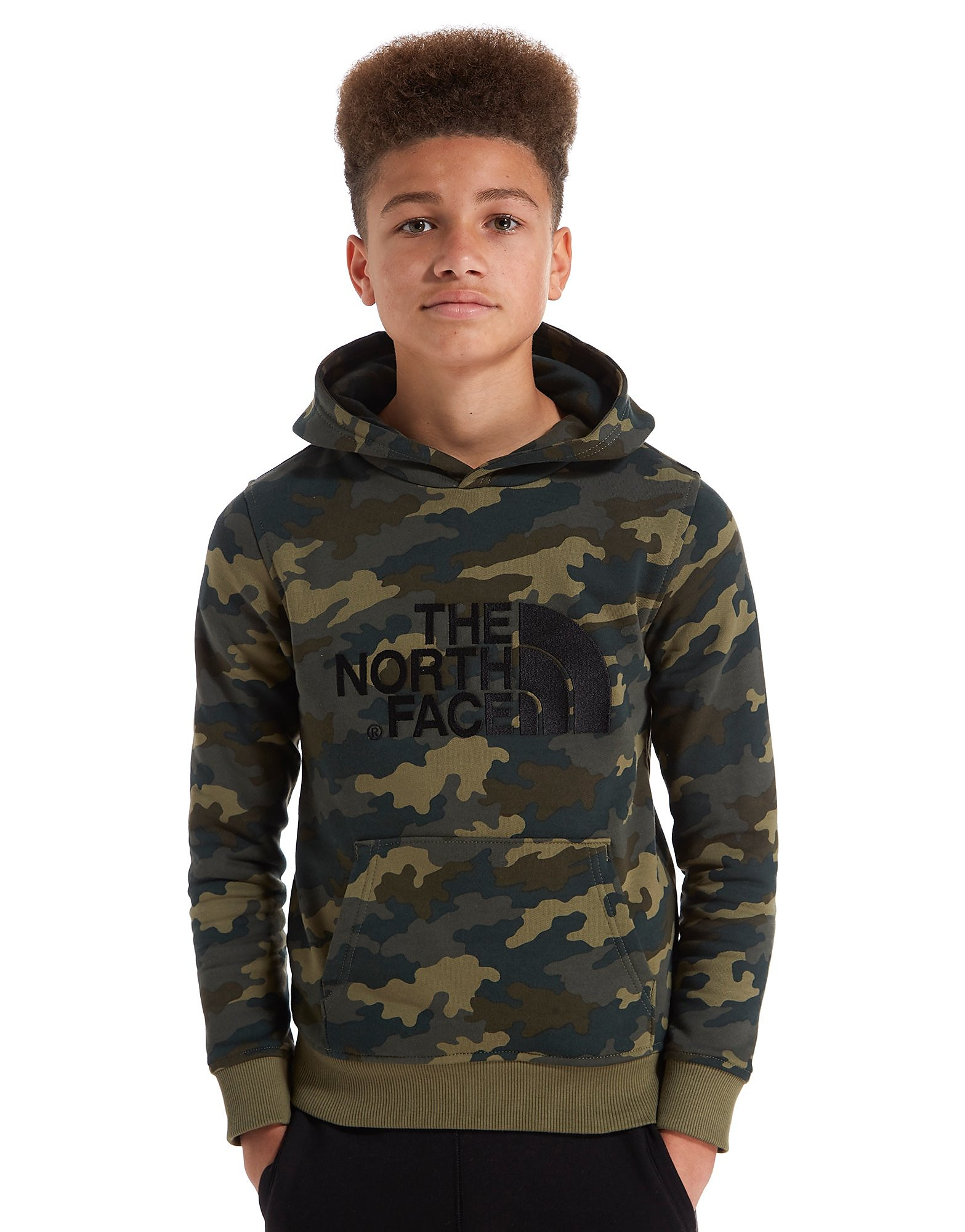 The North Face sudadera Drew Peak júnior