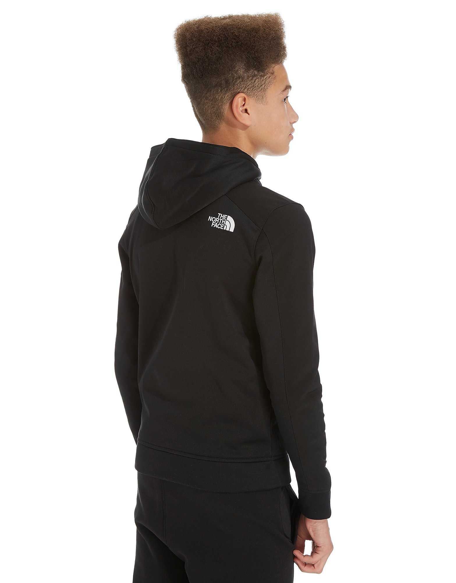 The North Face Mittellegi Felpa con Zip Junior