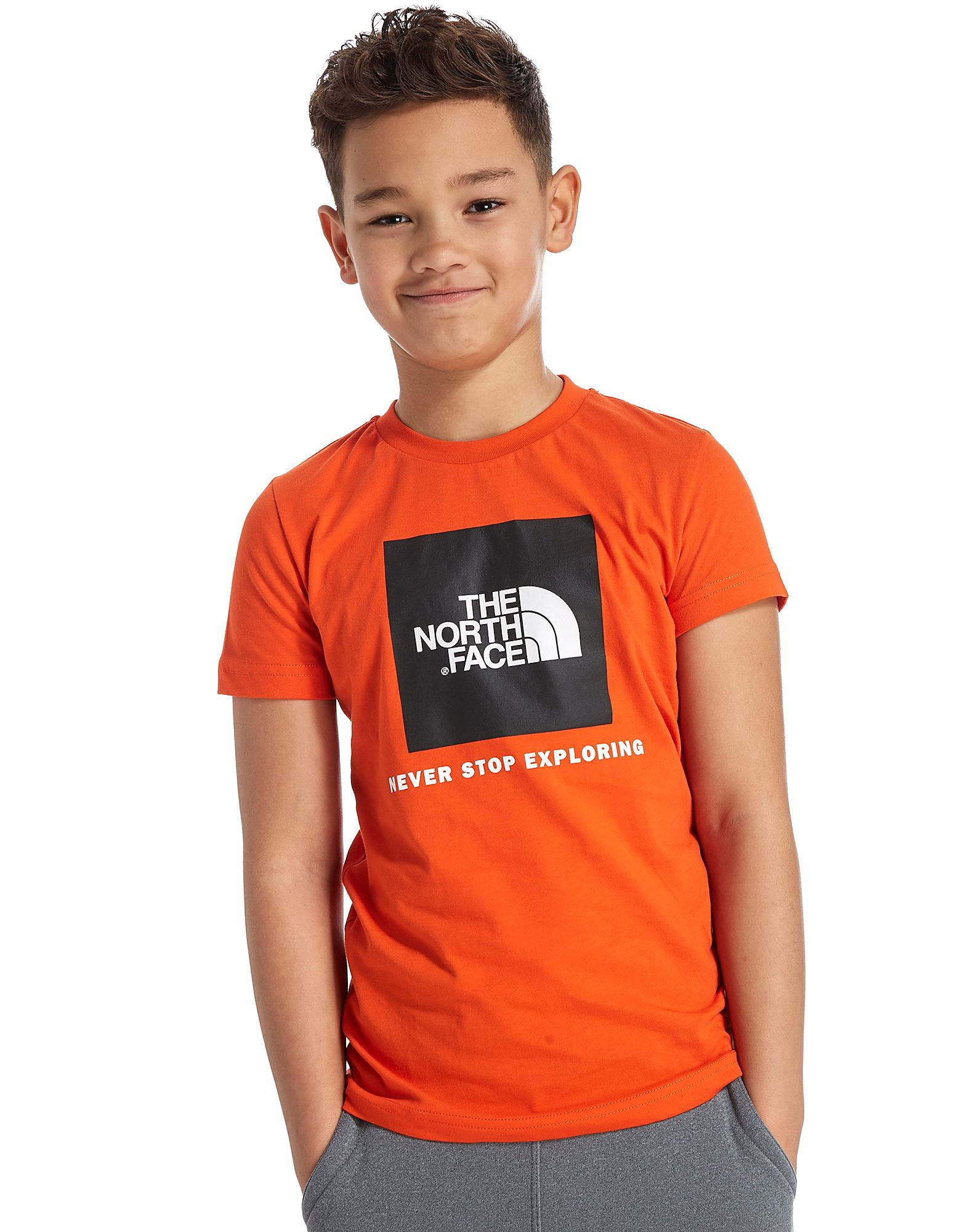 The North Face Box T-Shirt Junior