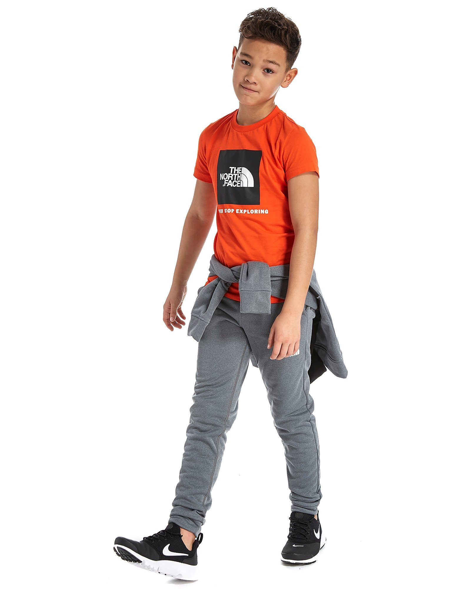 The North Face Box T-Shirt Kinderen