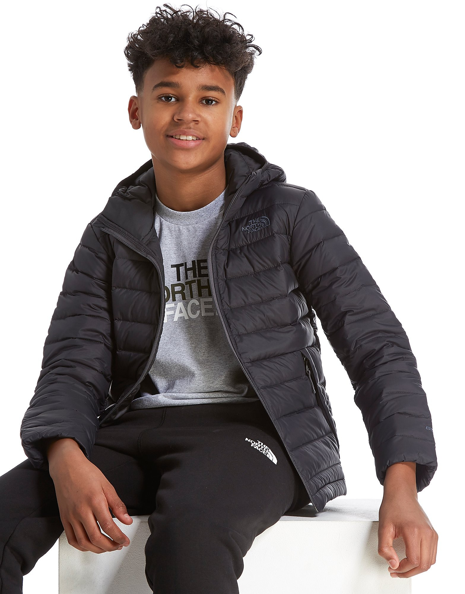 The North Face Aconcagua Hooded Jacket Junior
