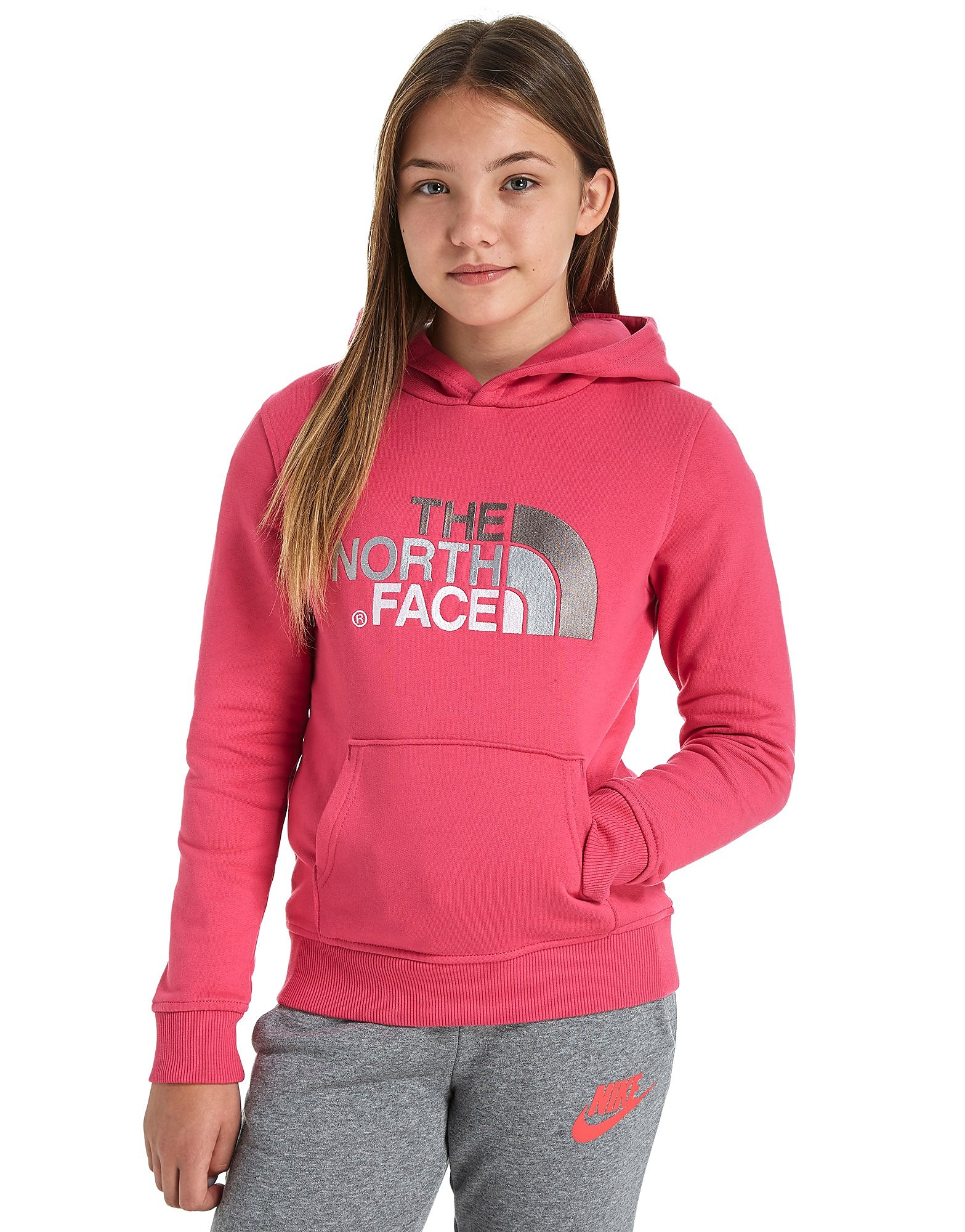 The North Face Drew Peak Felpa con Cappuccio Junior