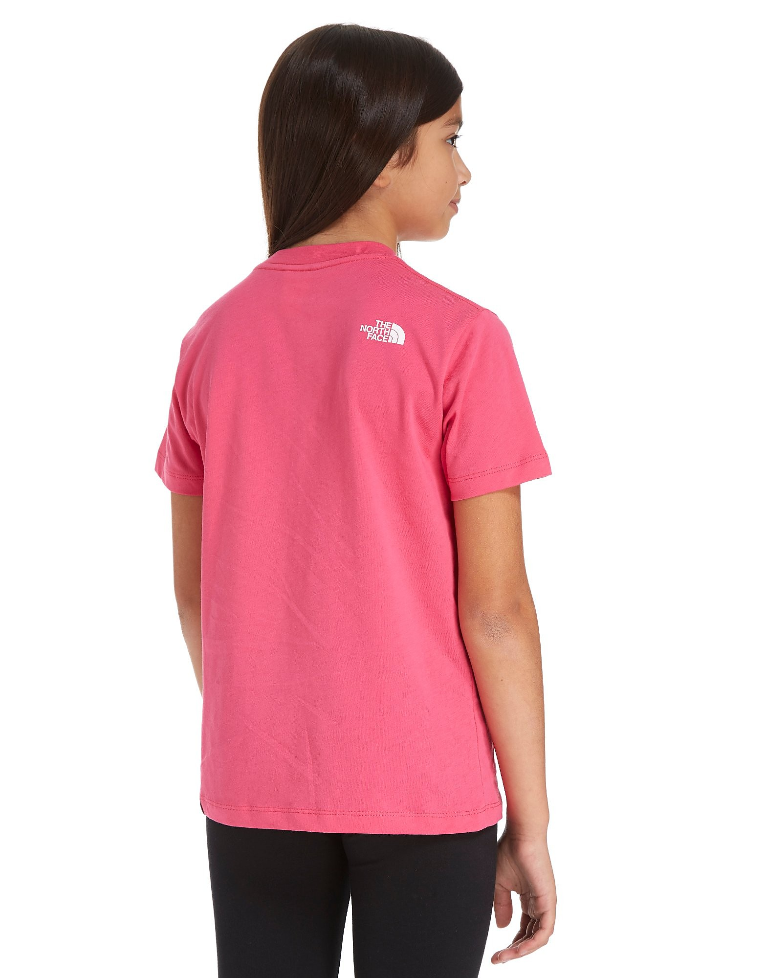 The North Face Girls' Easy T-Shirt Junior