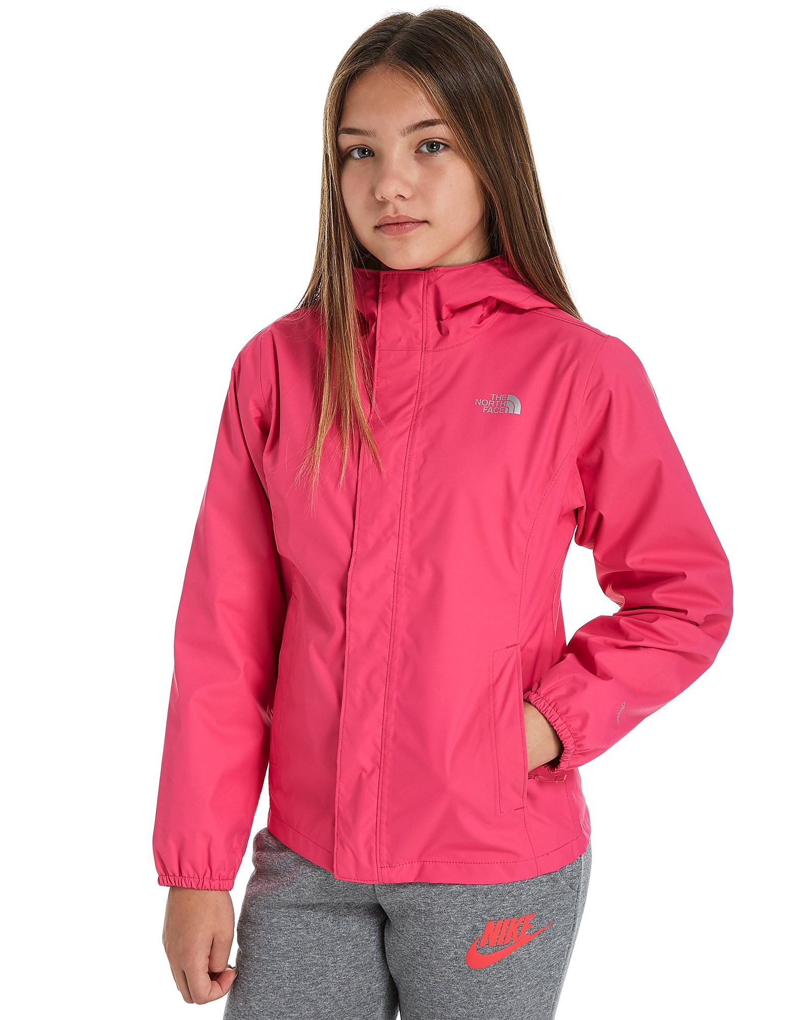 The North Face Girls' Resolve Jacket Junior