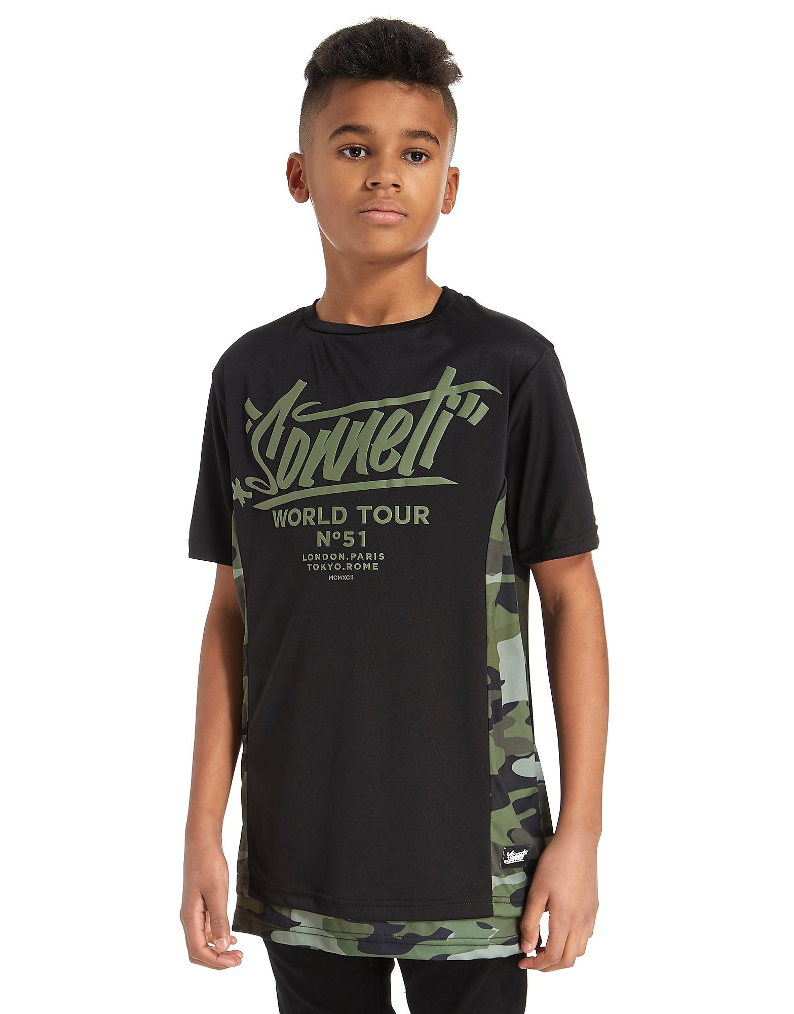 Sonneti Union T-Shirt Junior - Only at JD